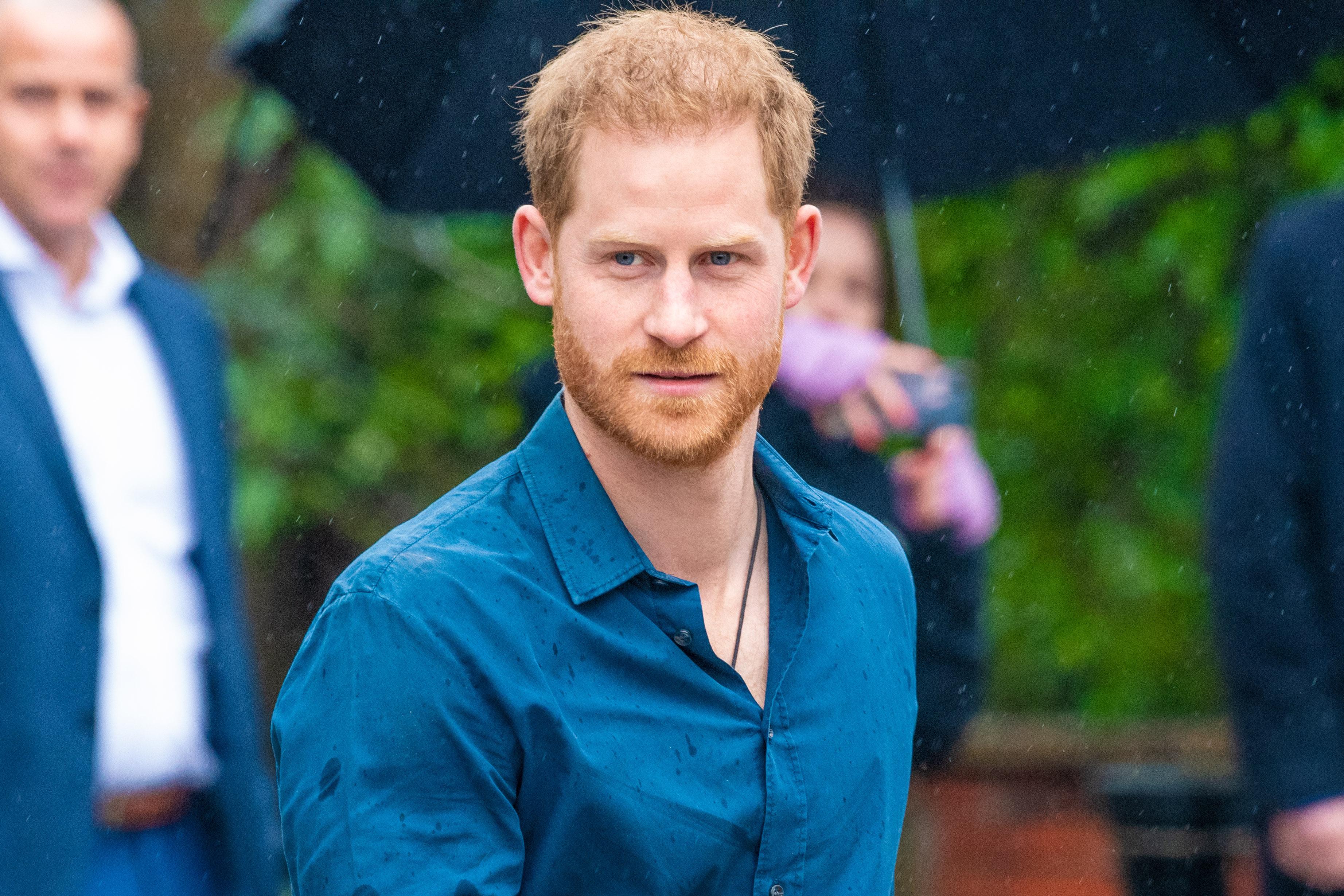 Prinz Harry Neuigkeiten