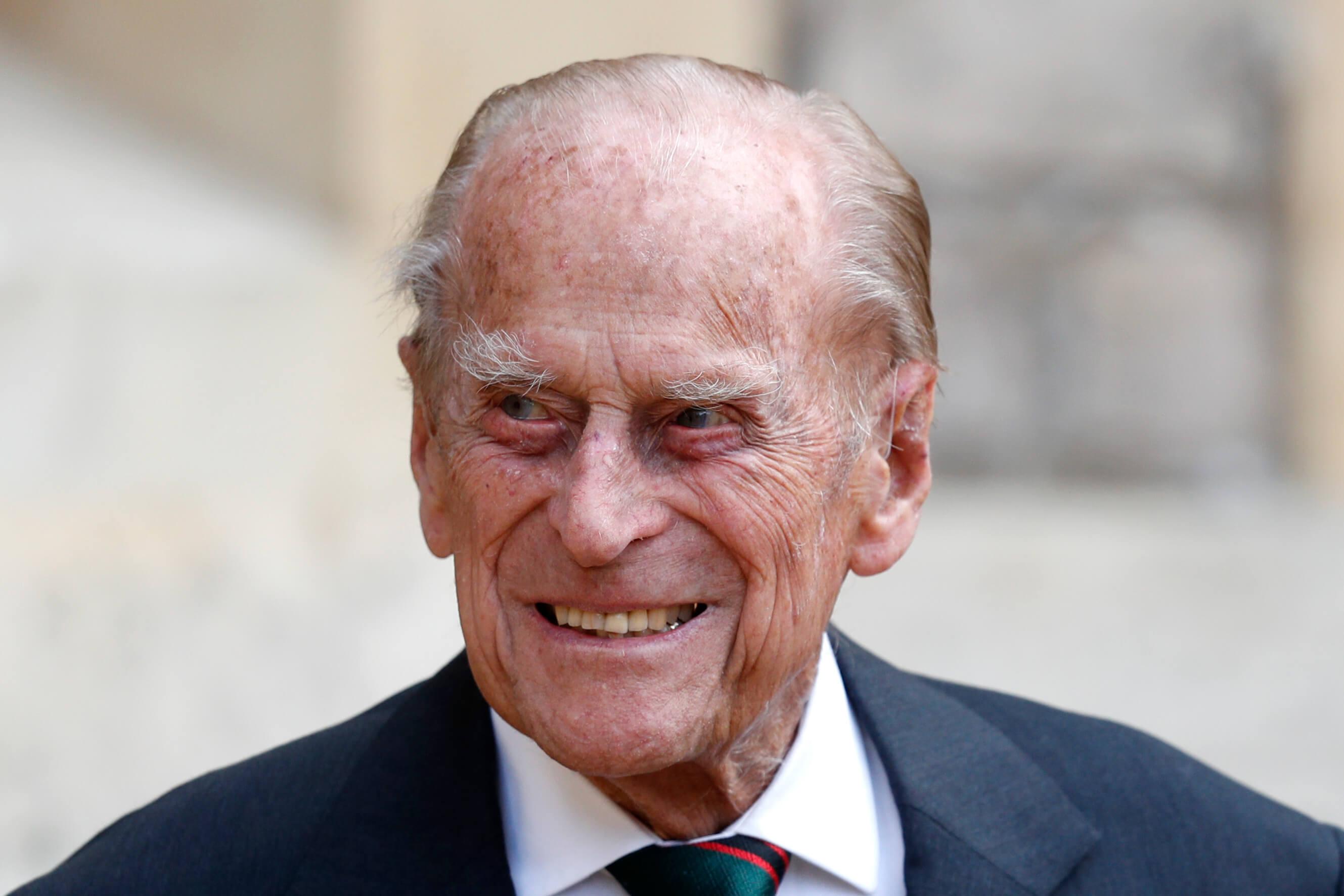 Neuigkeiten von Prinz Philip
