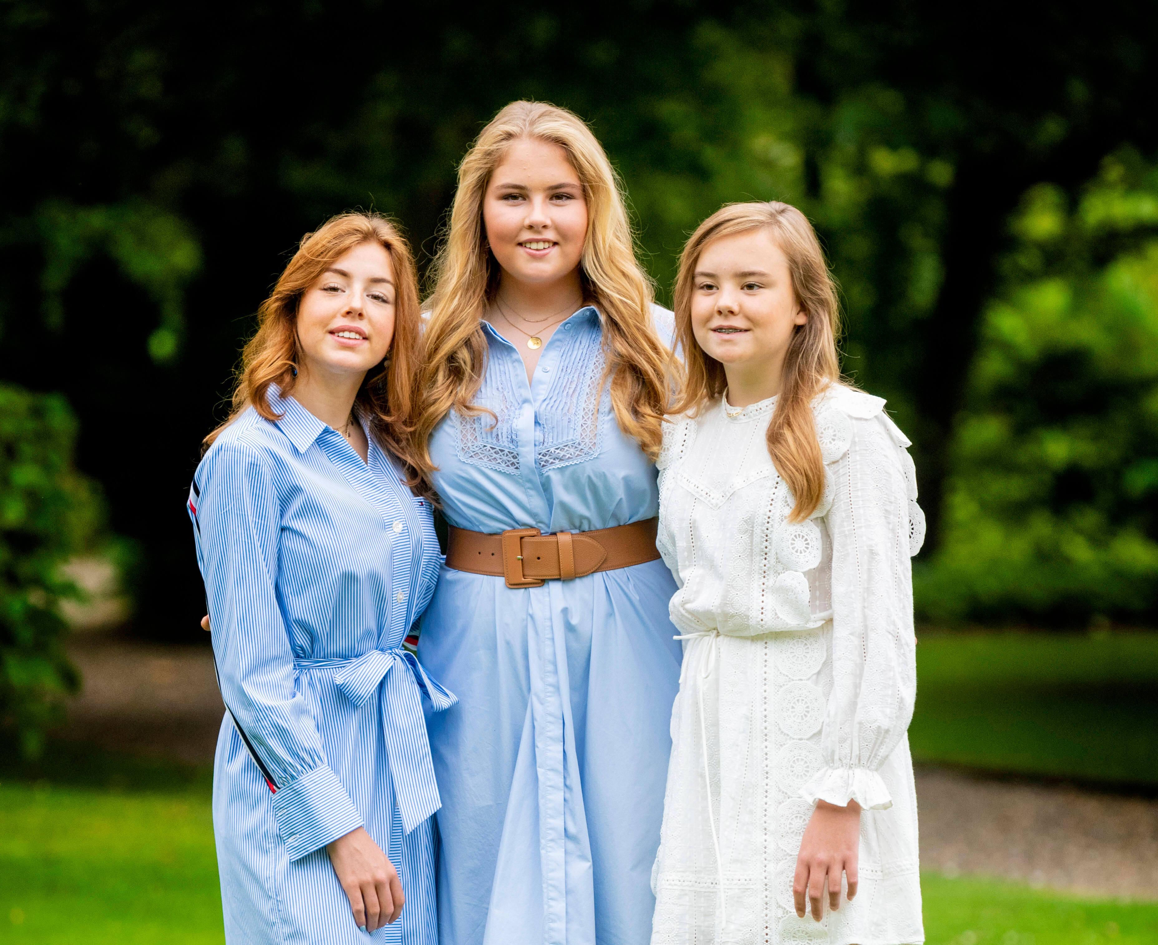 Prinzessin Amalia und ihre Schwestern: Werden sie auch Internet-Stars?