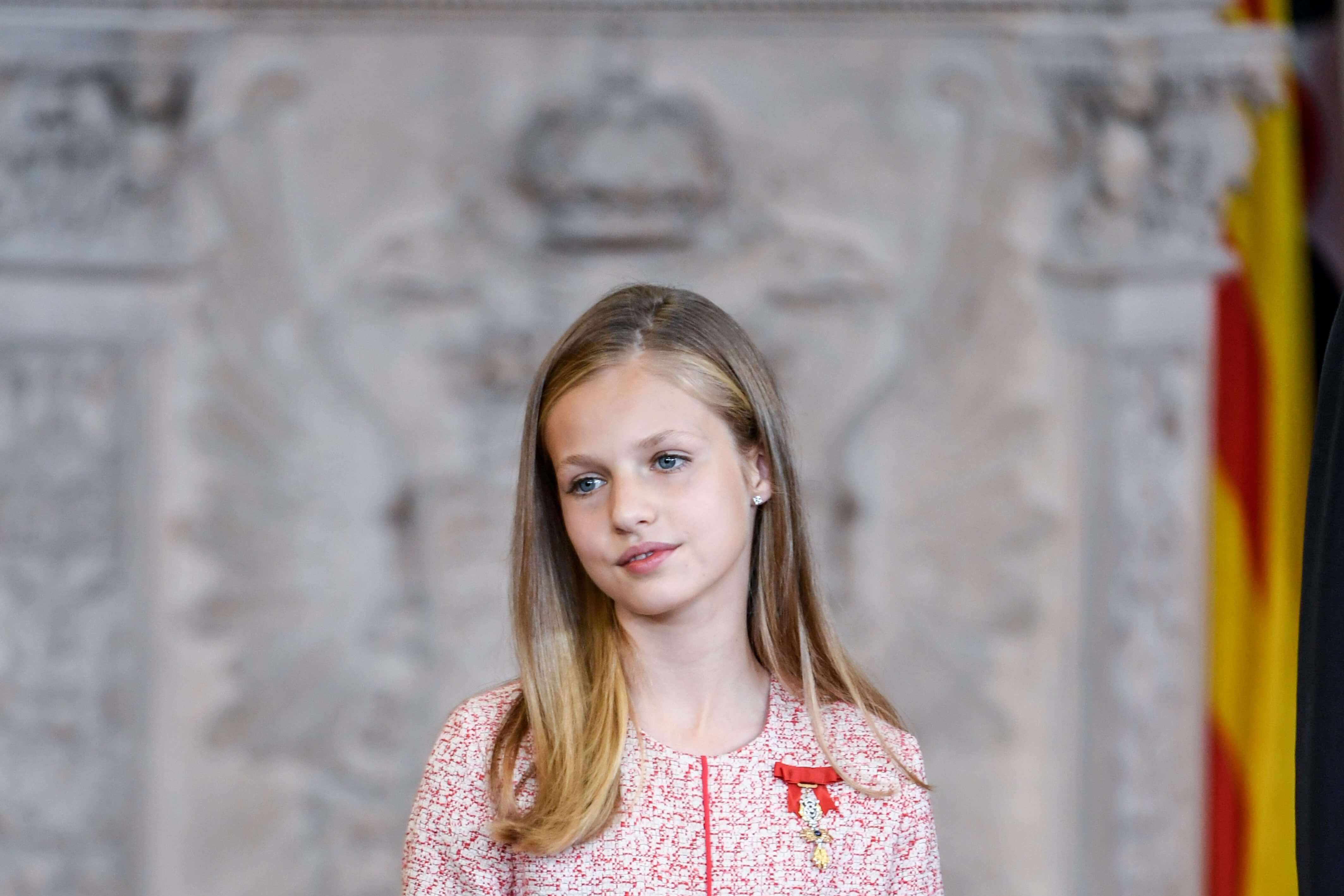 Prinzessin Leonor: Auch sie verlässt Spanien