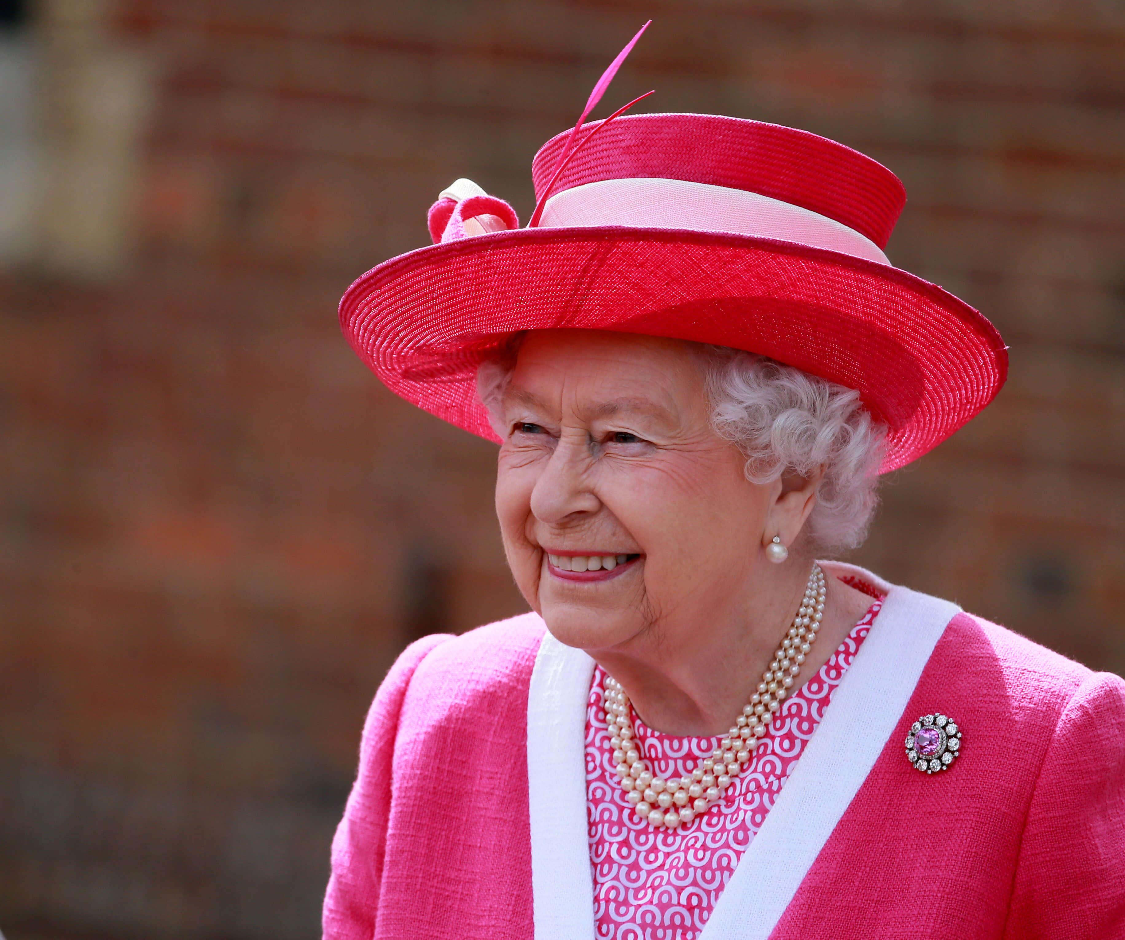 Queen Elizabeth Reichtum
