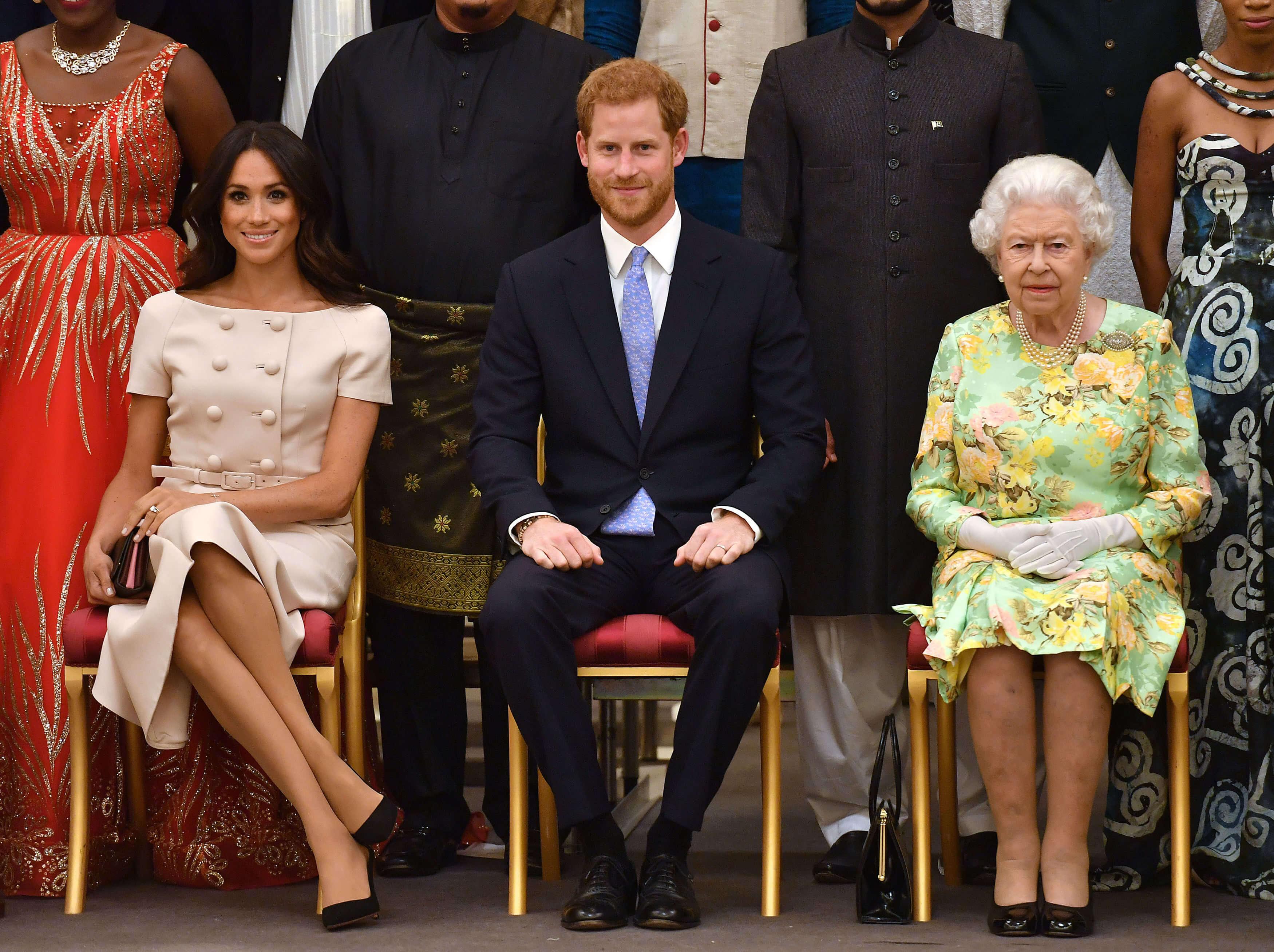 Queen Elizabeth: Seitenhieb gegen Prinz Harry und Herzogin Meghan?