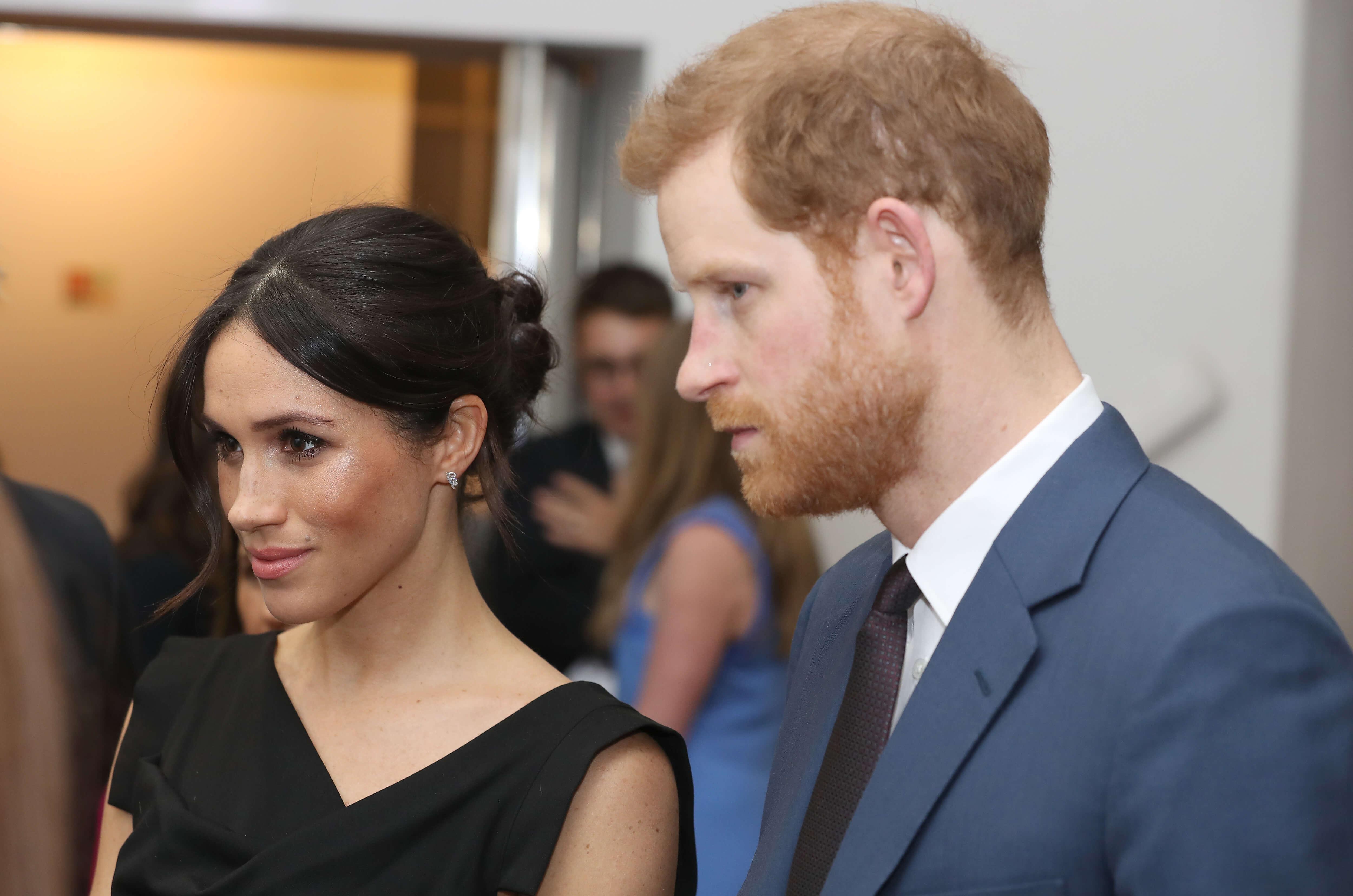 Herzogin Meghan & Prinz Harry: Eindringling in ihrem Zuhause
