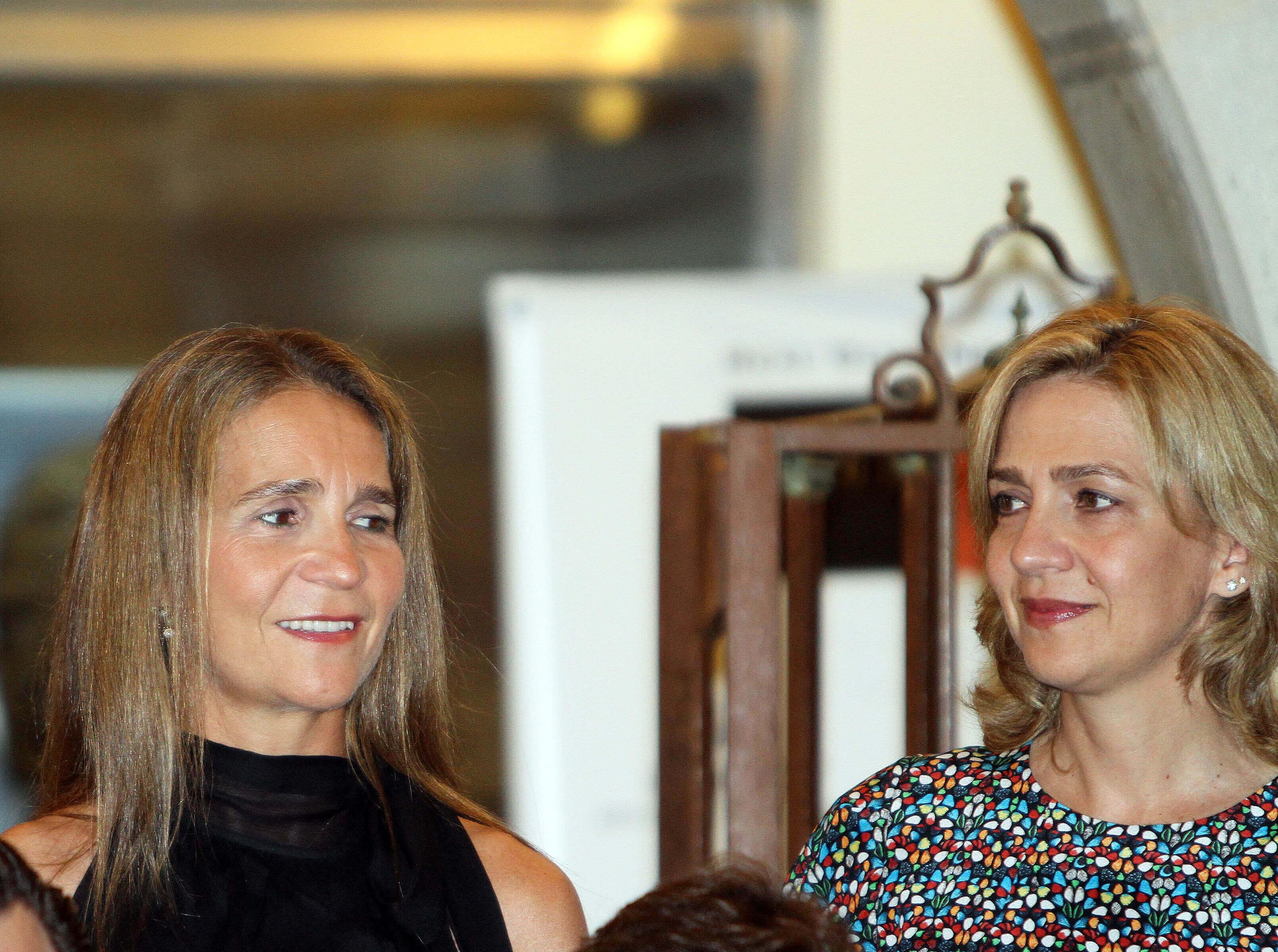Elena und Cristina von Spanien
