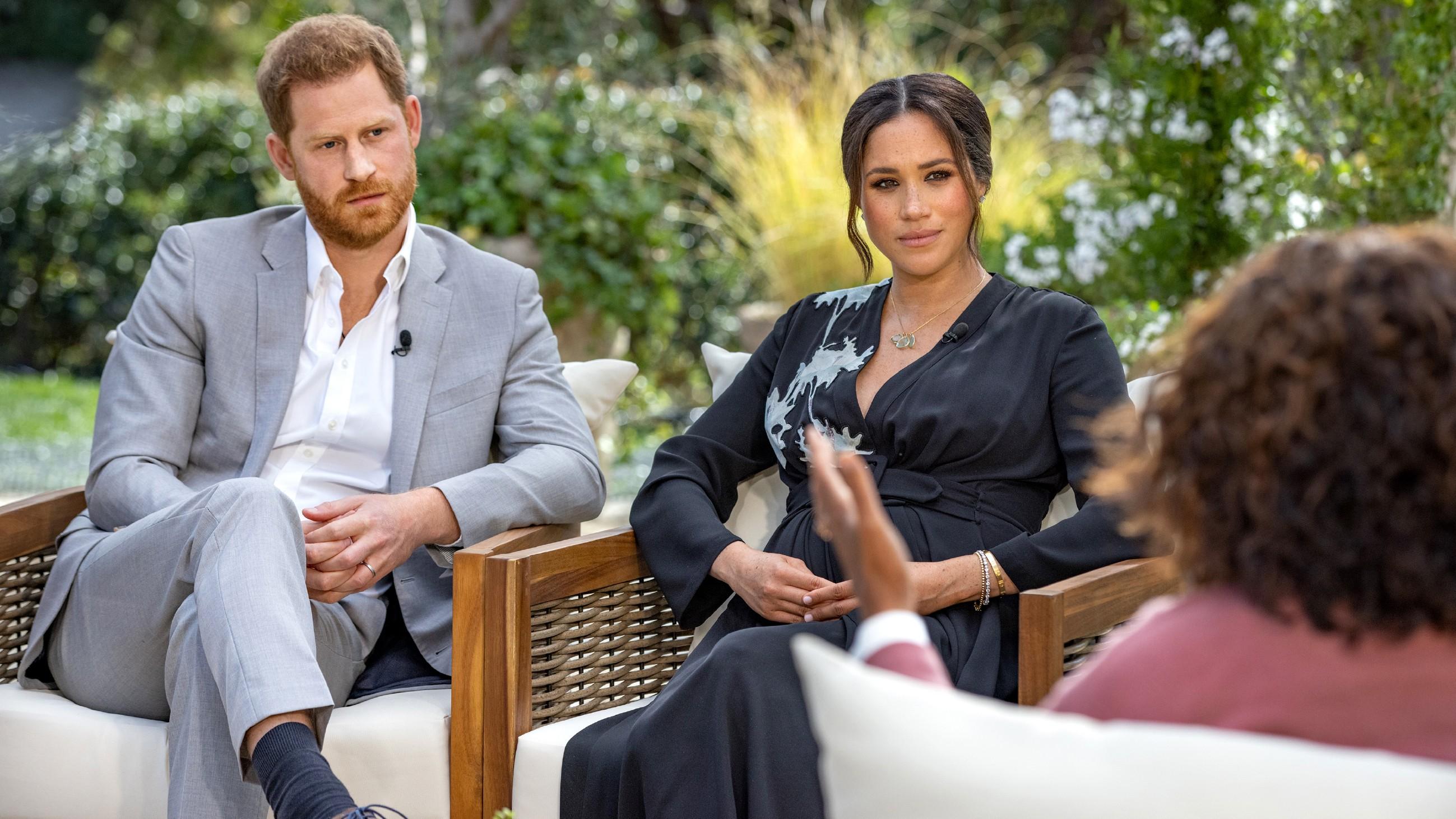 Meghan & Harry: Das enthüllten sie bei Oprah