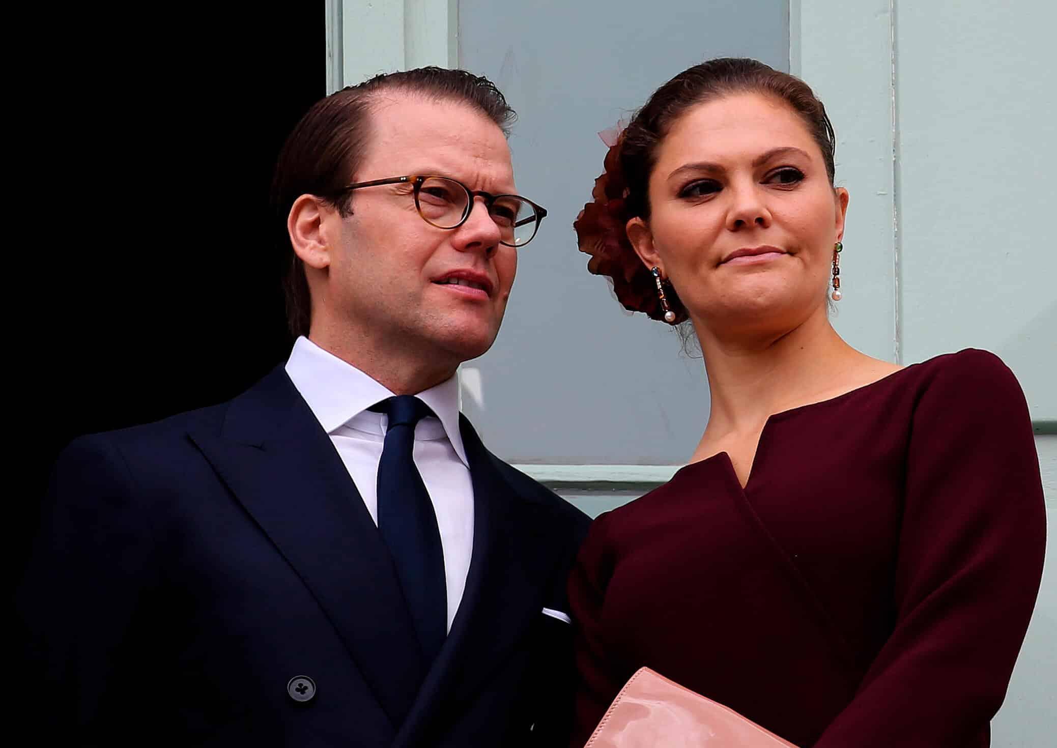 Kronprinzessin Victoria und Prinz Daniel: Positiver Corona-Test!
