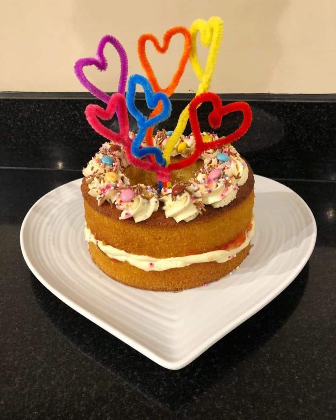 Kuchen der Cambridge Kids