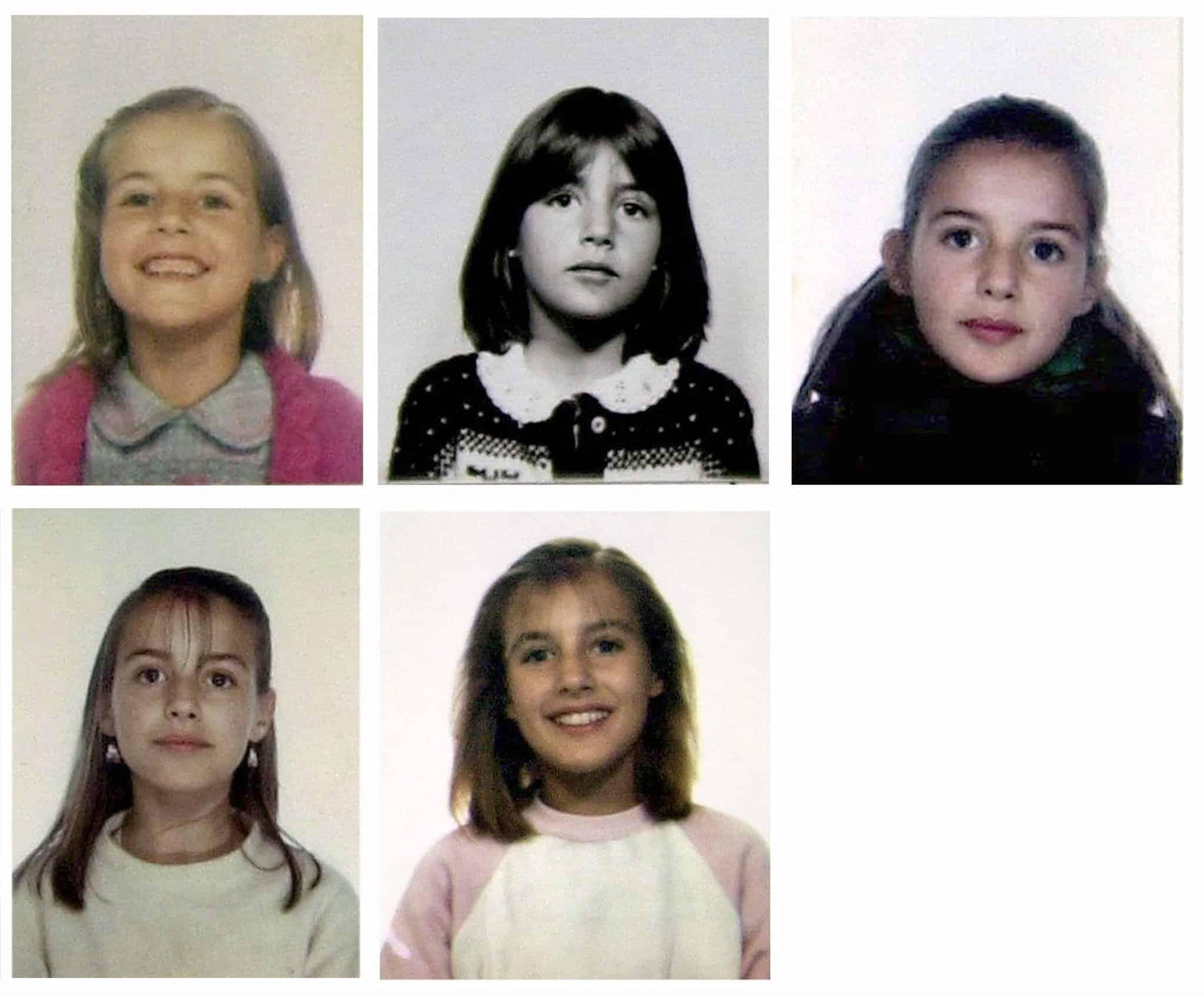 Letizia von Spanien als Kind