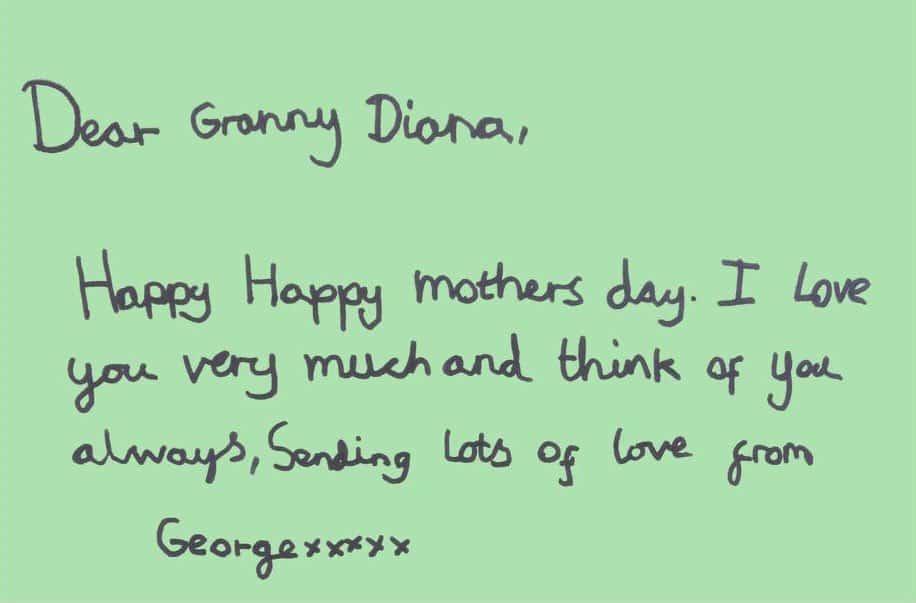 Prinz George liebt Prinzessin Diana