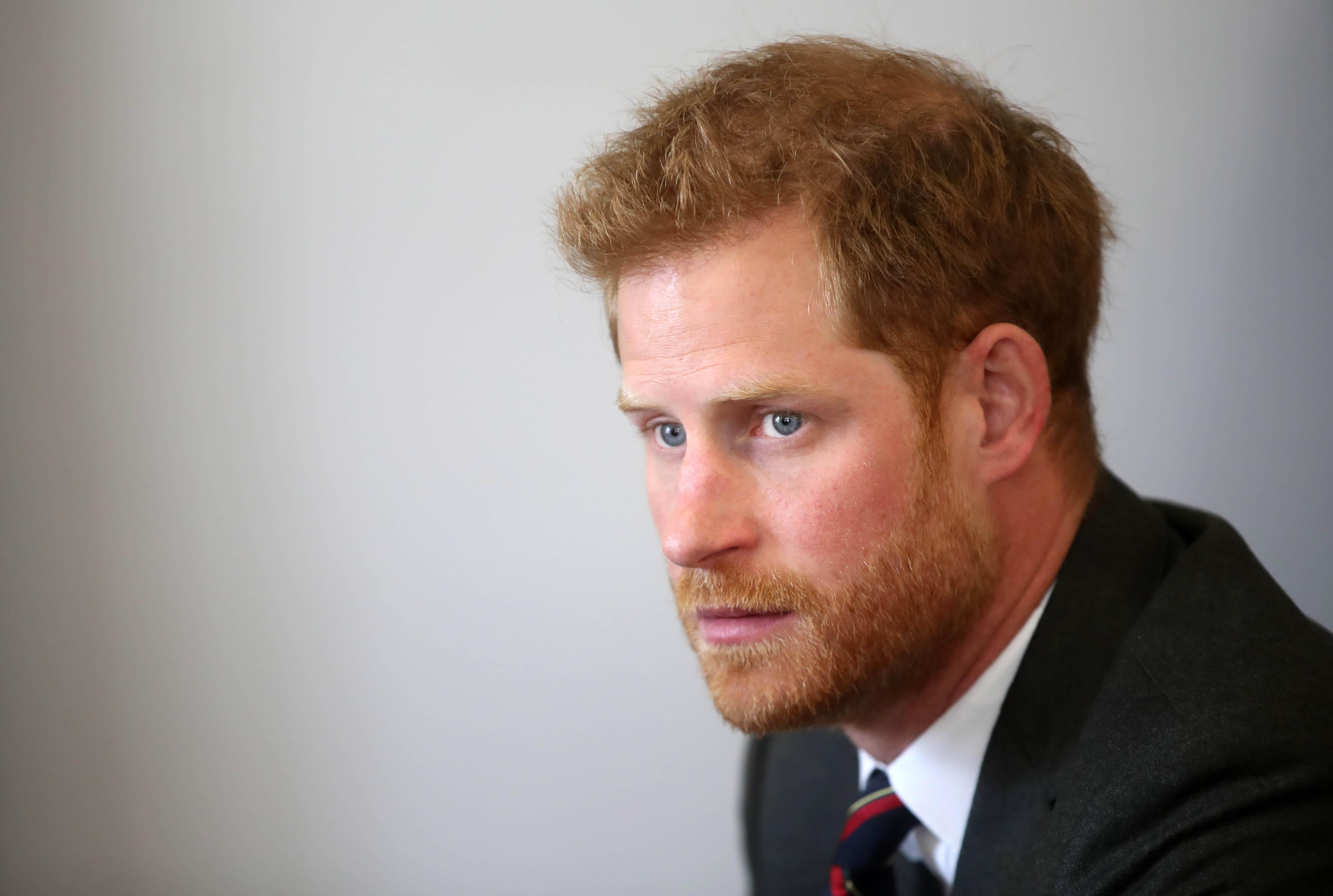 Prinz Harry: Geheim-Klausel im Falle von Prinz Philips Tod