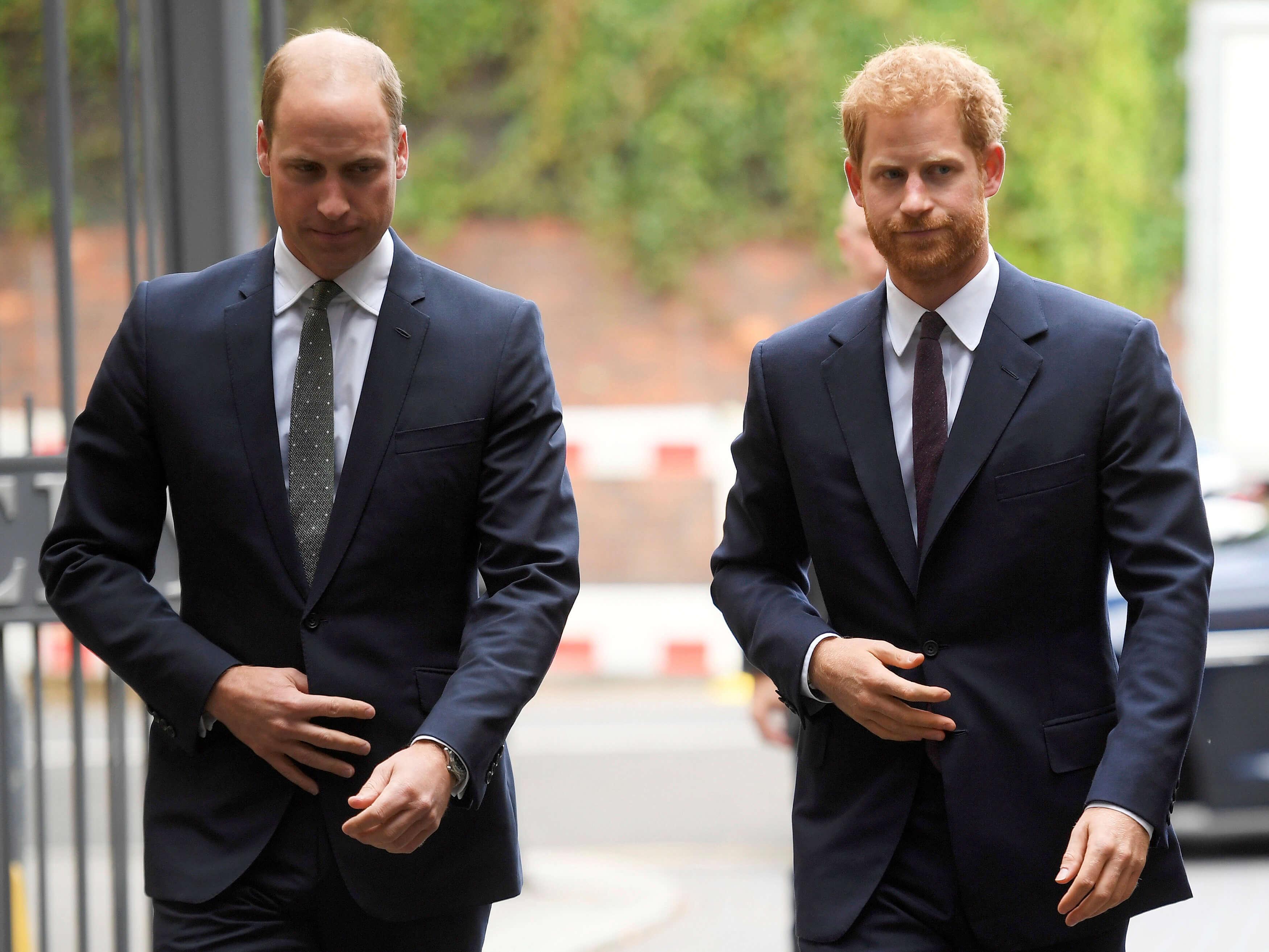 Prinz Harry und Prinz William: Versöhnung geplatzt