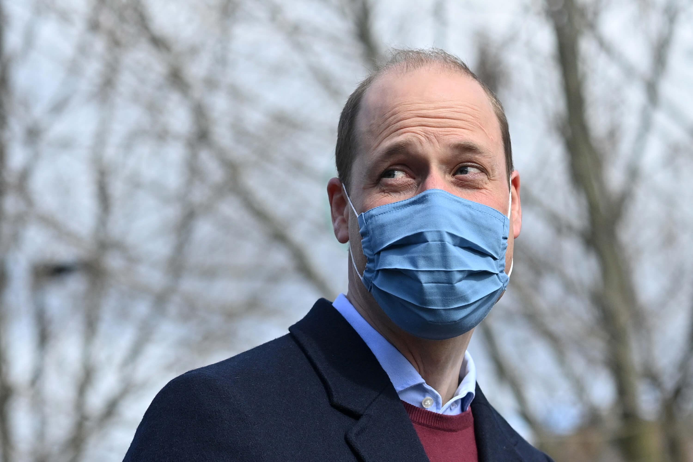Prinz William äußert sich zu Rassismus-Vorwürfen