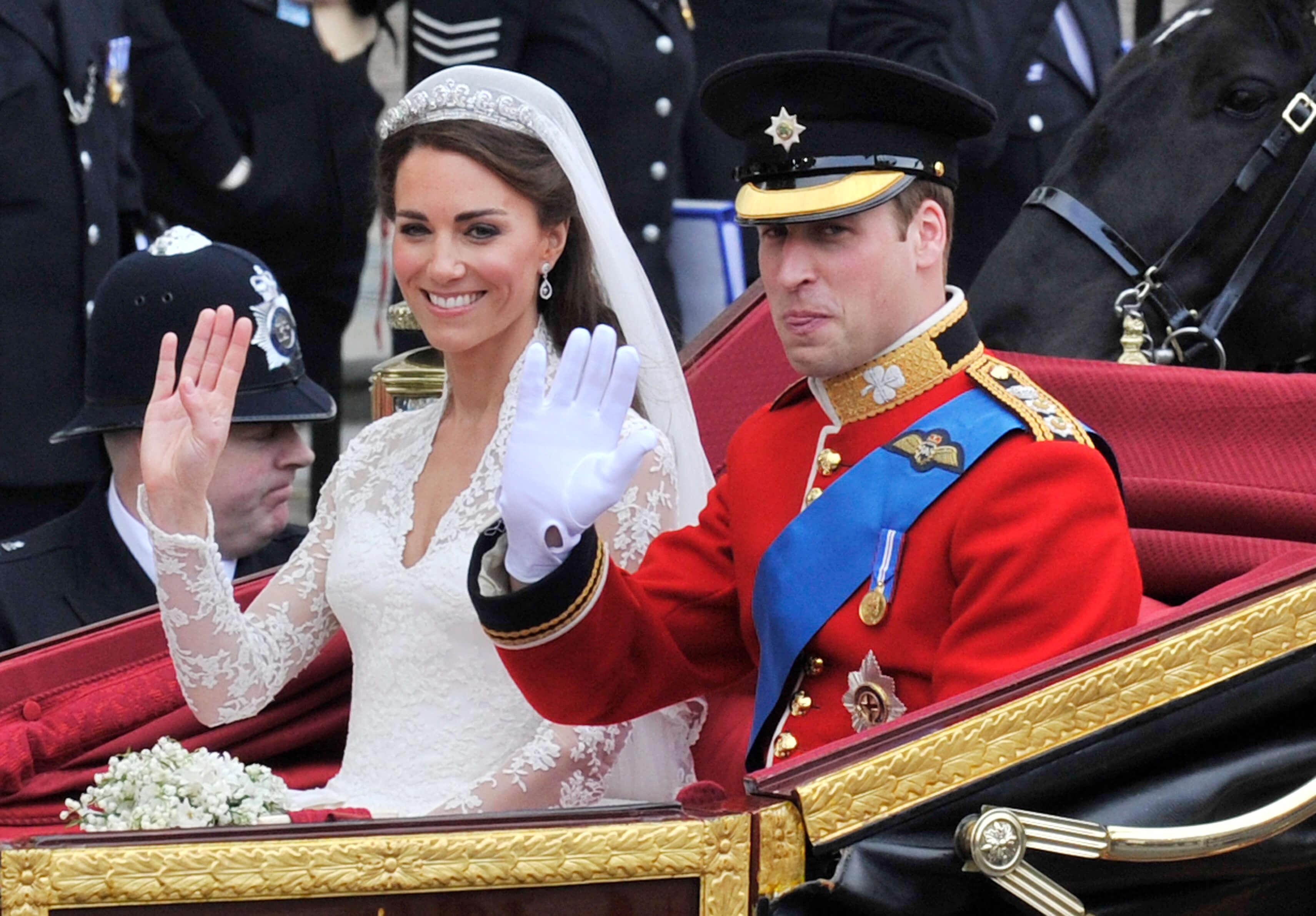 Herzogin Kate, Hochzeit, Royals, Prinz William