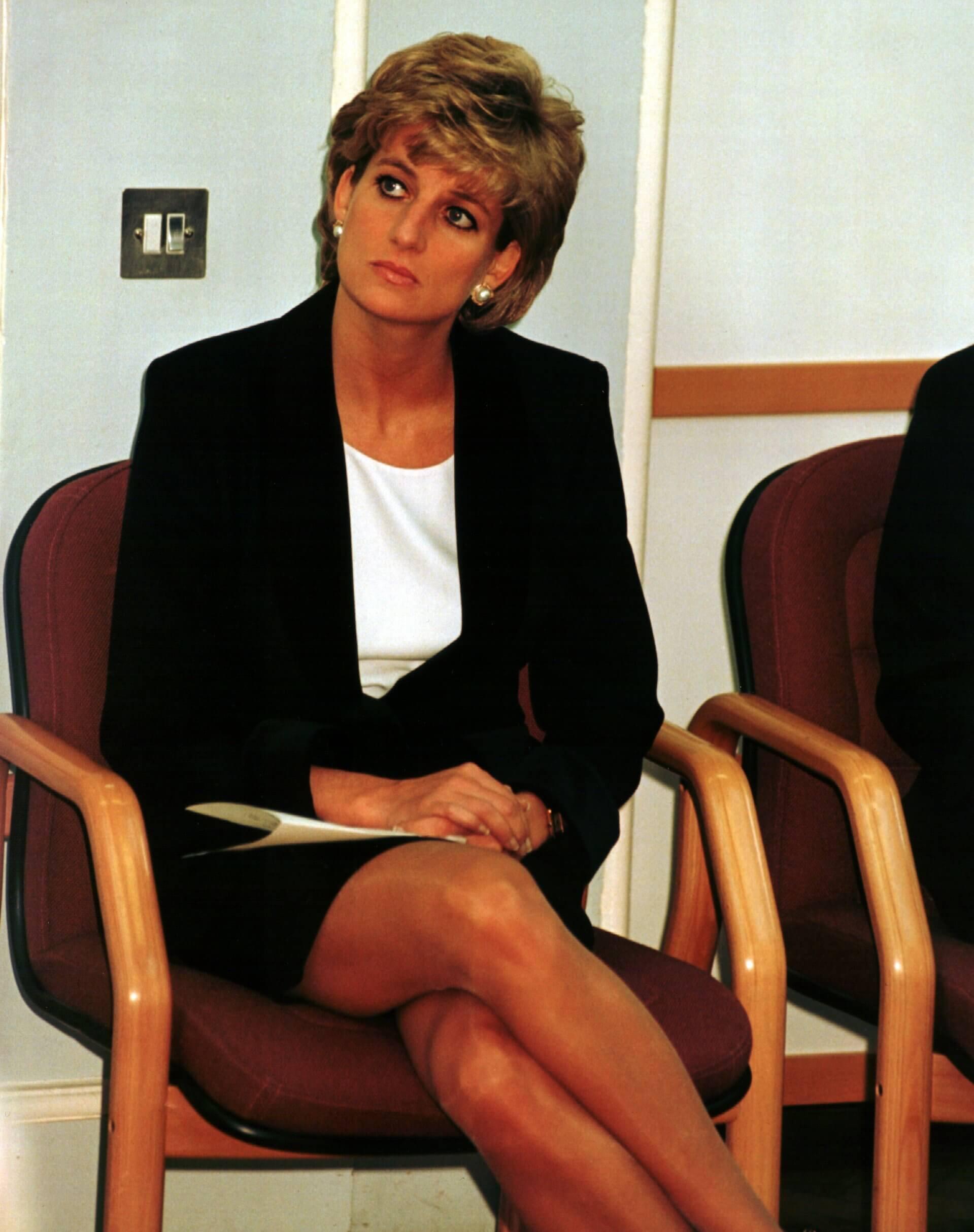 Prinzessin Diana litt an Bulimie