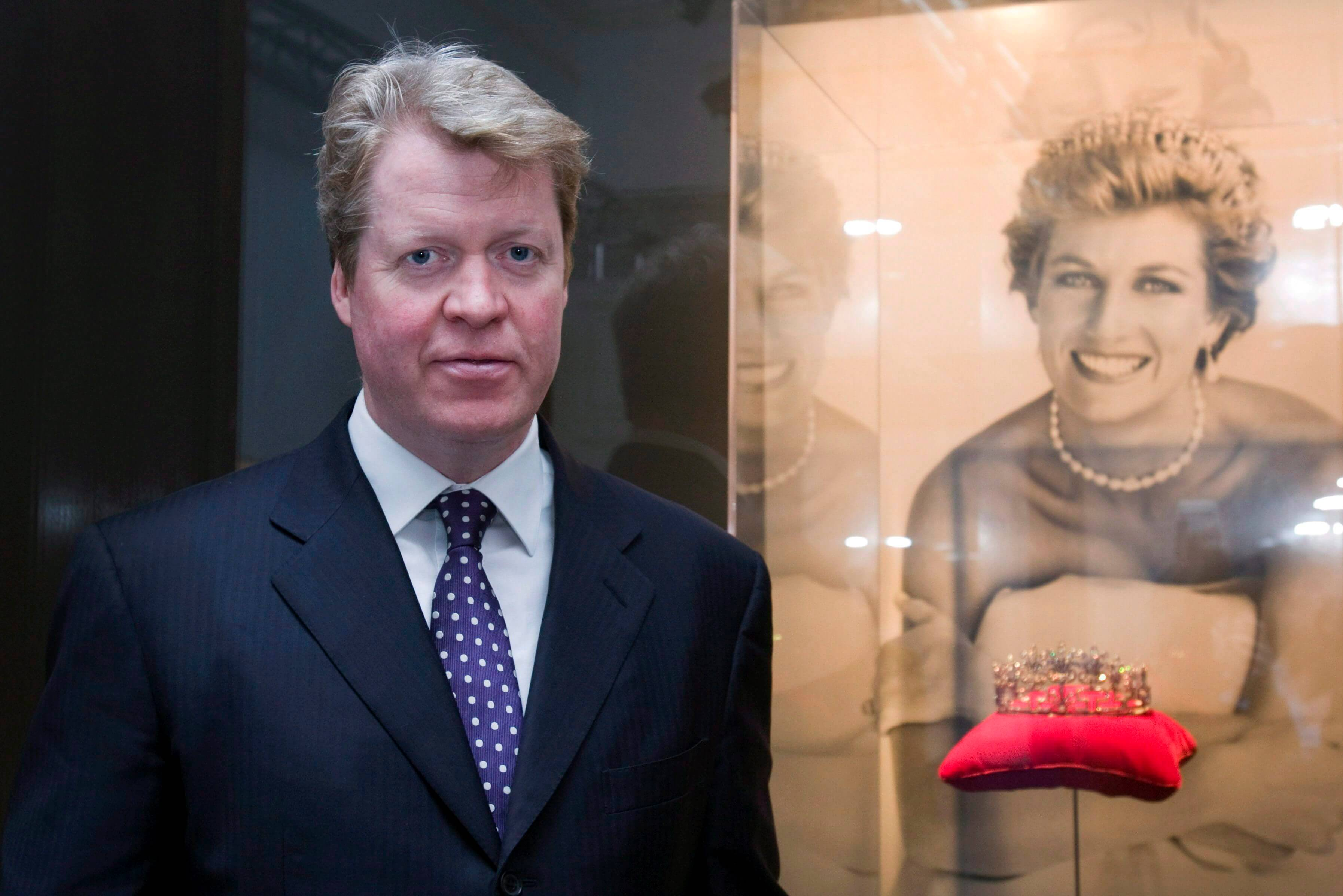 Charles Spencer: Altes Bild erinnert an Prinzessin Diana