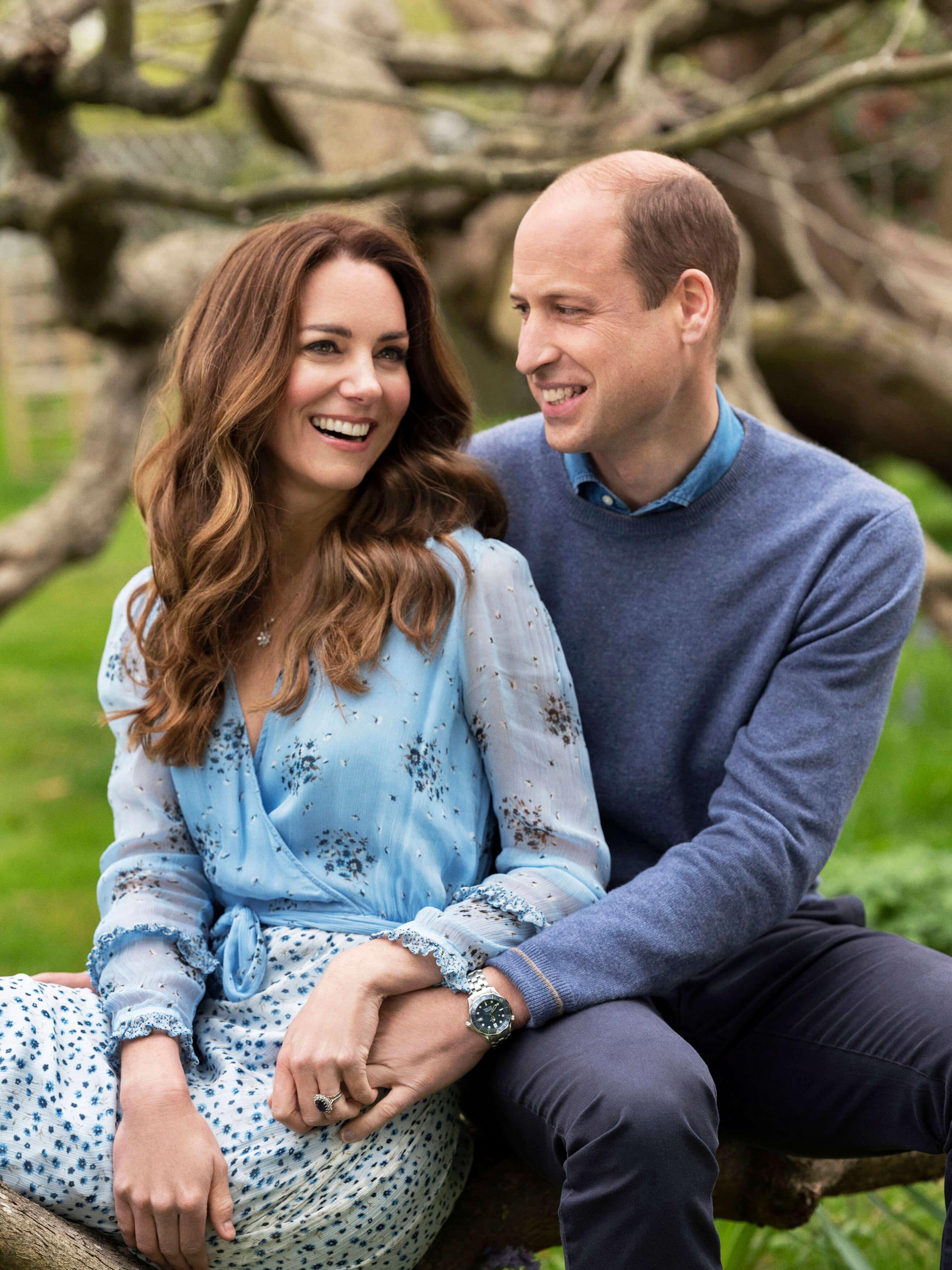Herzogin Kate & Prinz William: Neue Fotos zum 10. Hochzeitstag