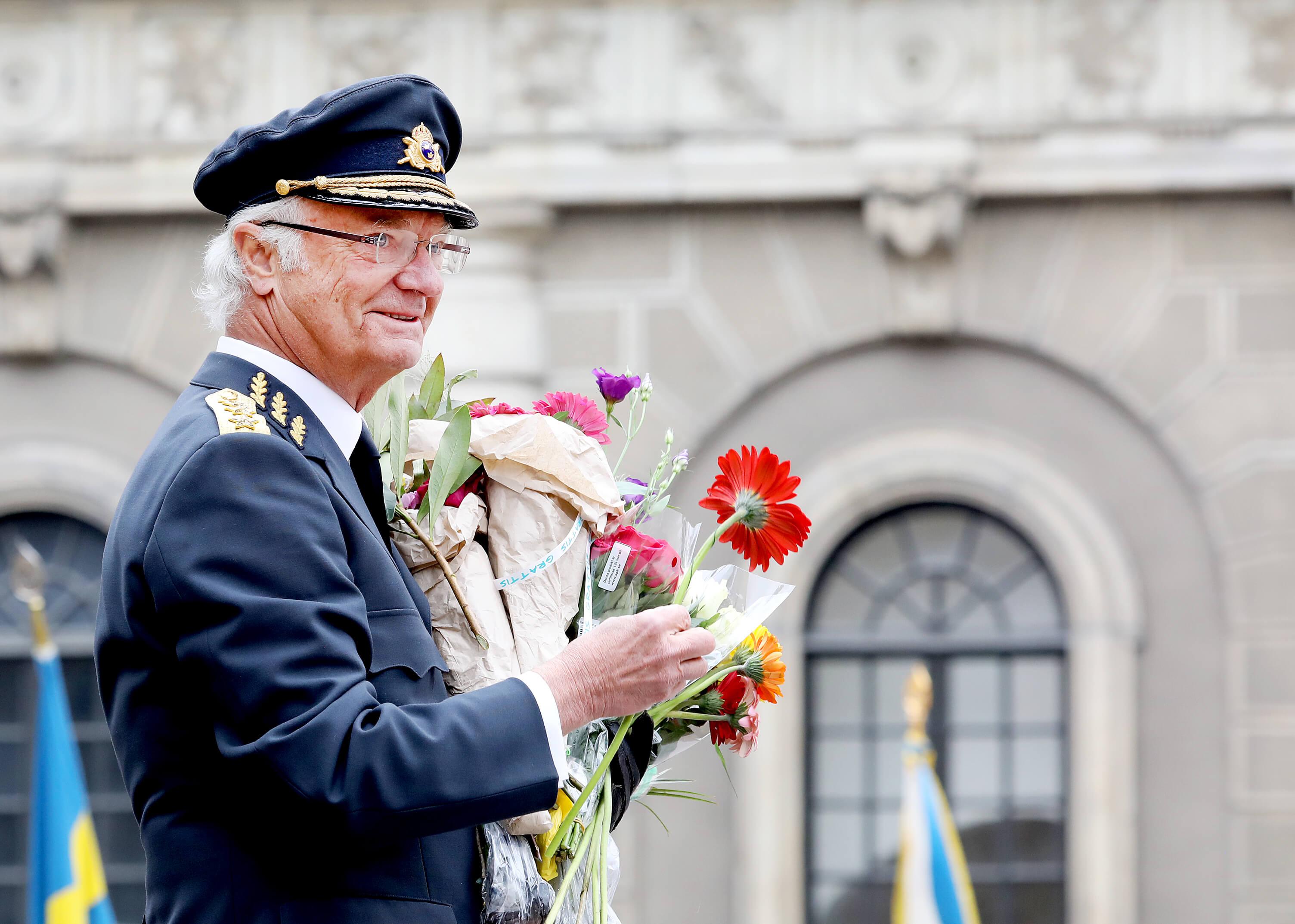 König Carl Gustaf, Carl Gustaf von Schweden