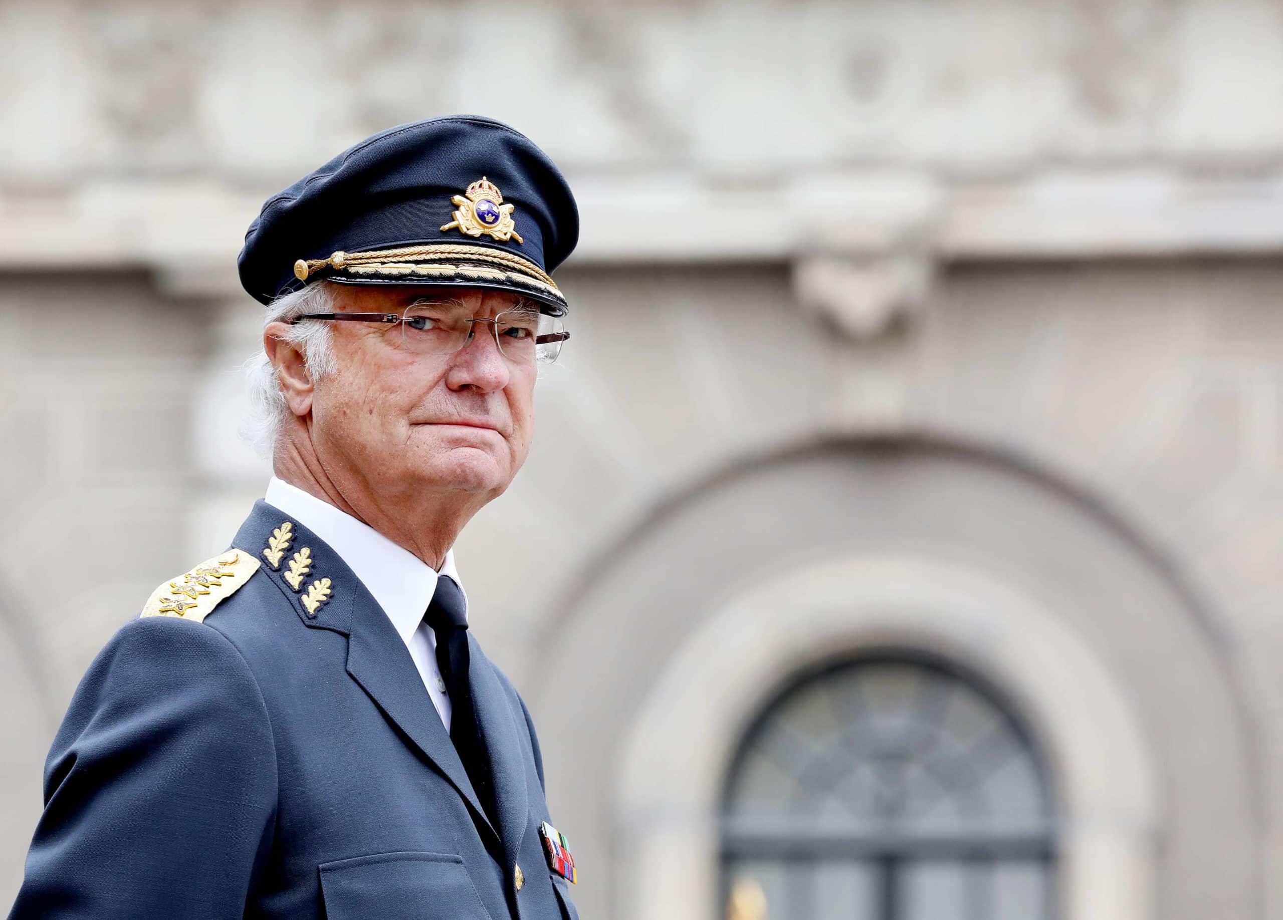 """König Carl Gustaf: """"Ich fühlte mich wie ein Seehund"""""""