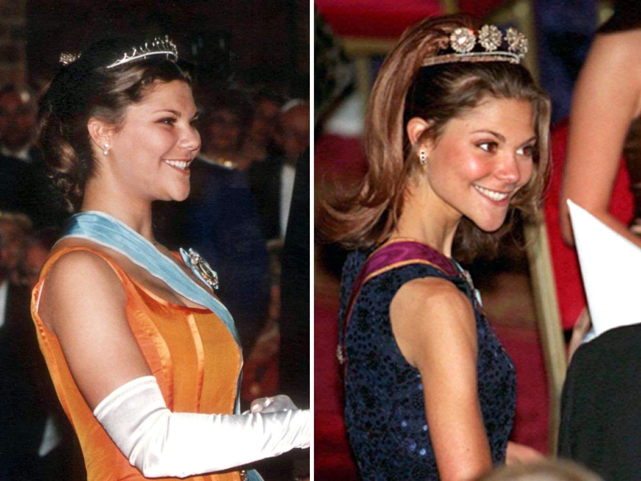 Kronprinzessin Victoria von Schweden an Magersucht erkrankt