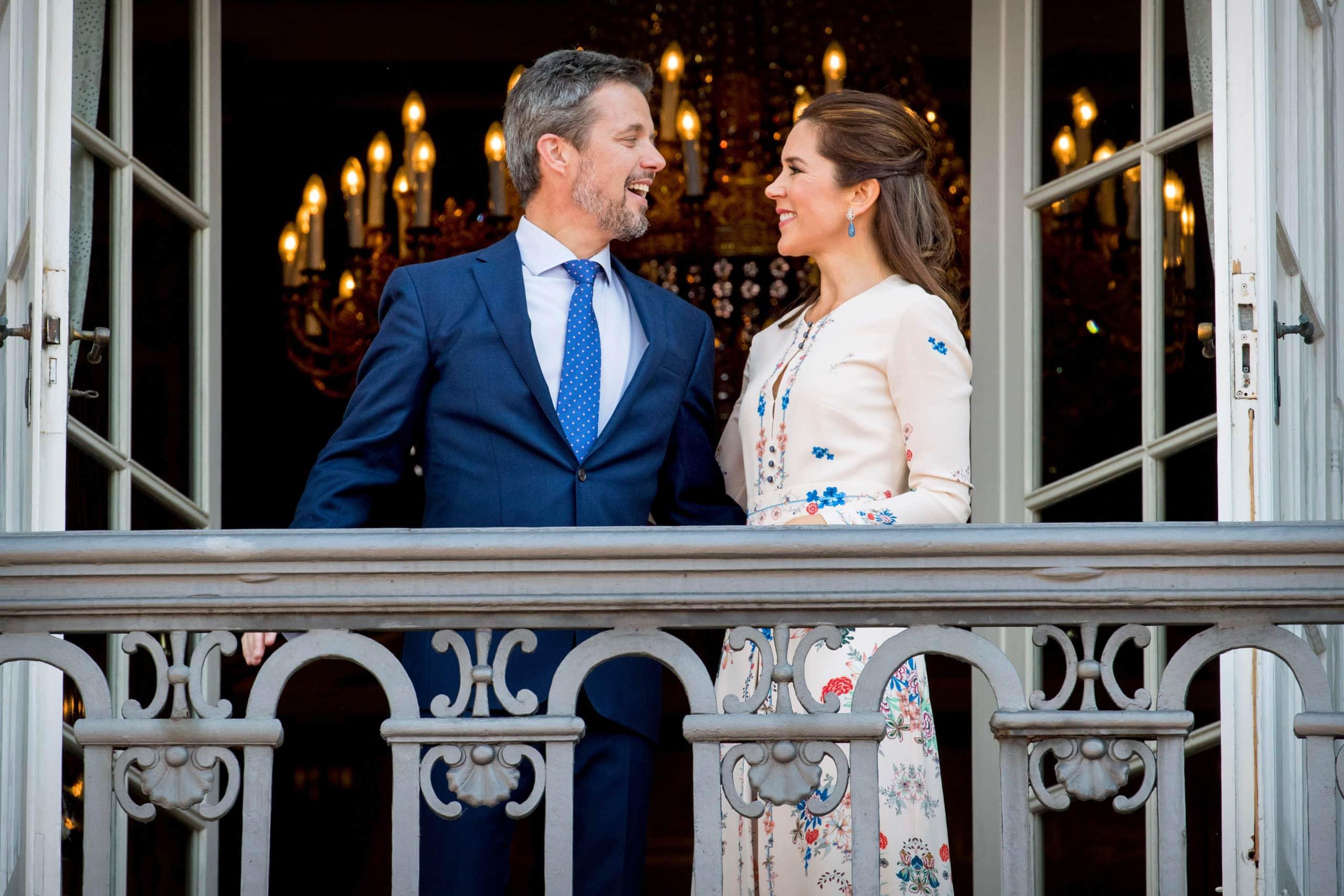 Mary und Frederik von Dänemark ziehen um
