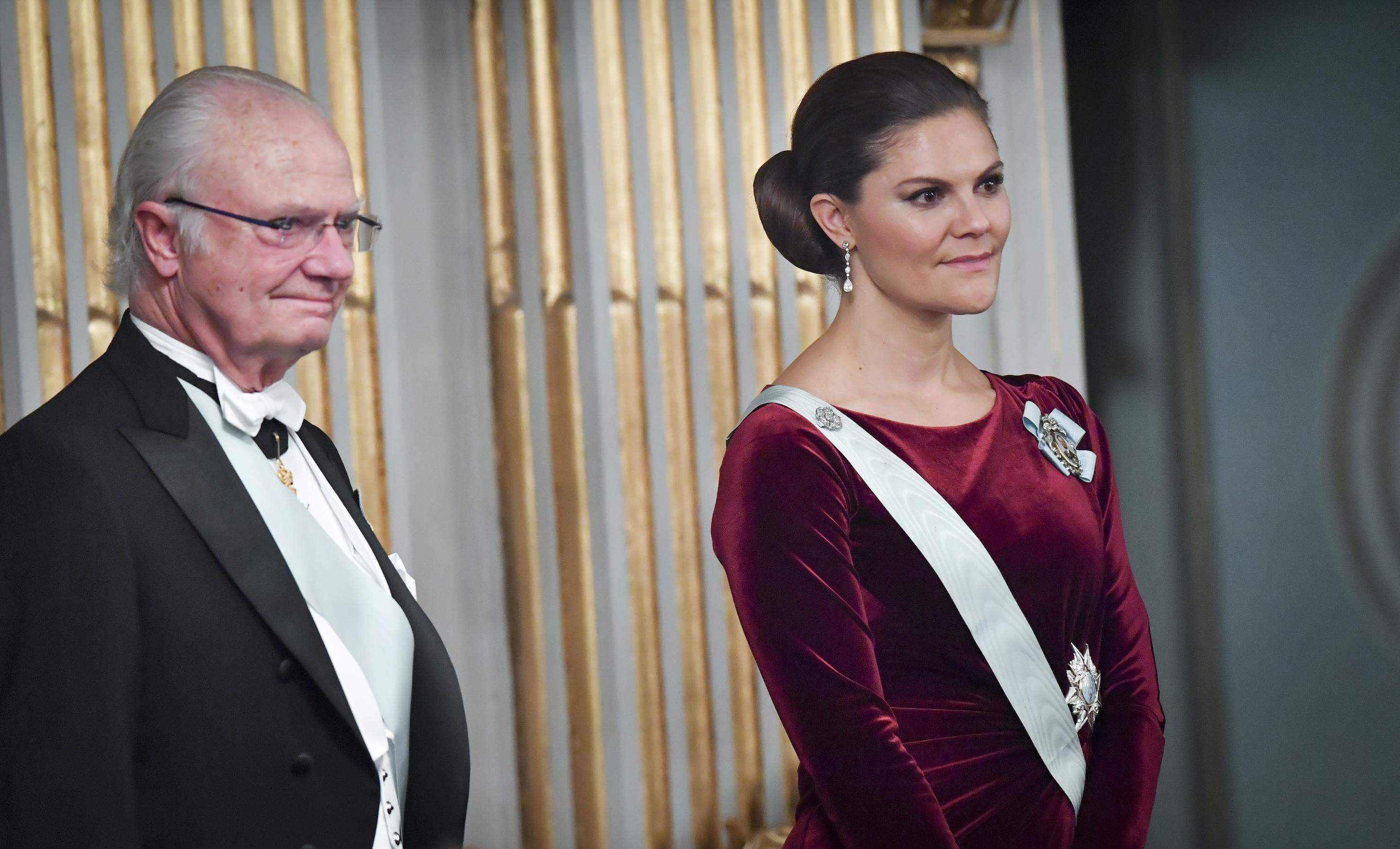 Kronprinzessin Victoria: König Carl Gustaf wollte ihre Krönung verhindern