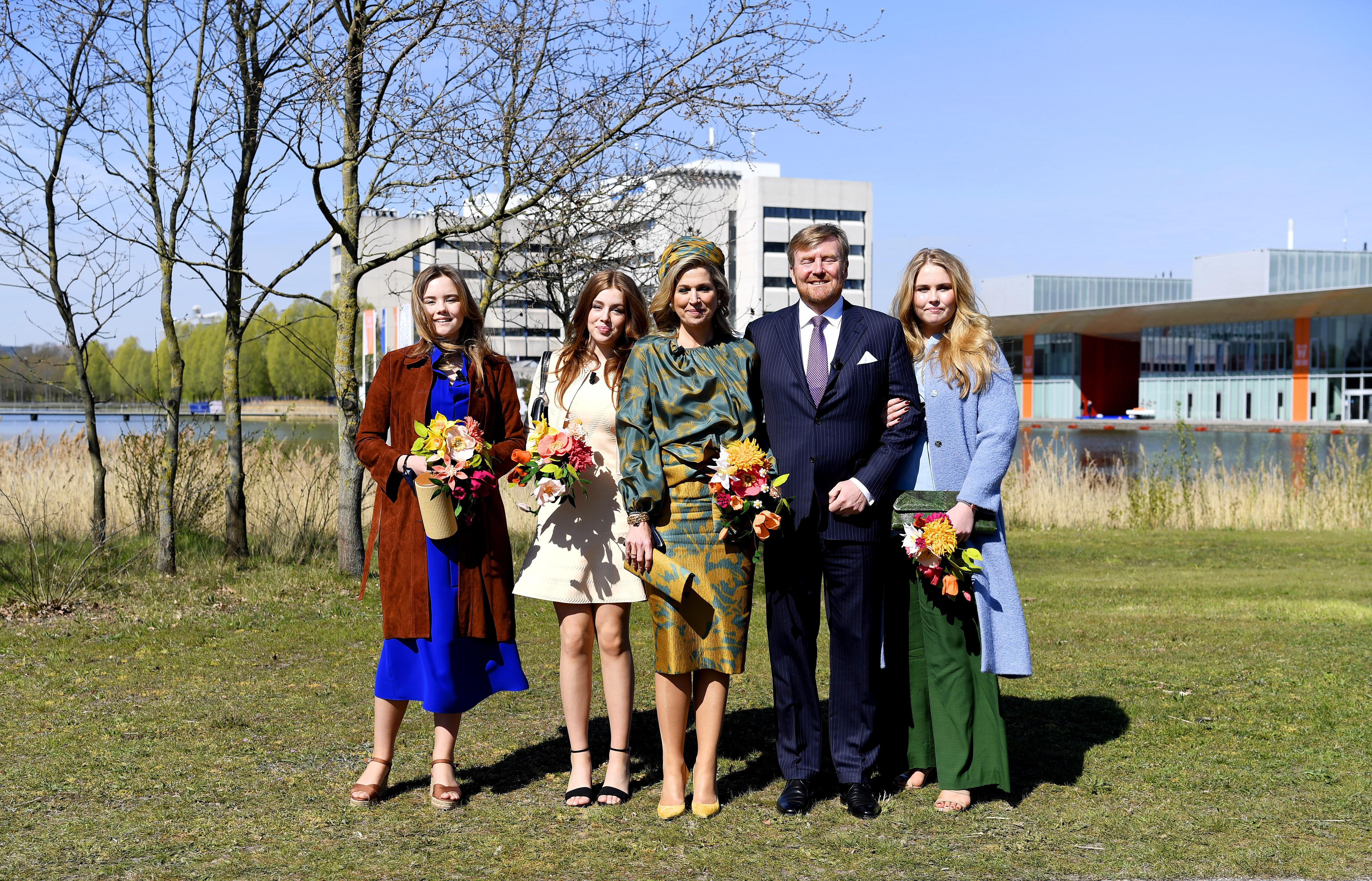 Royals der Niederlande
