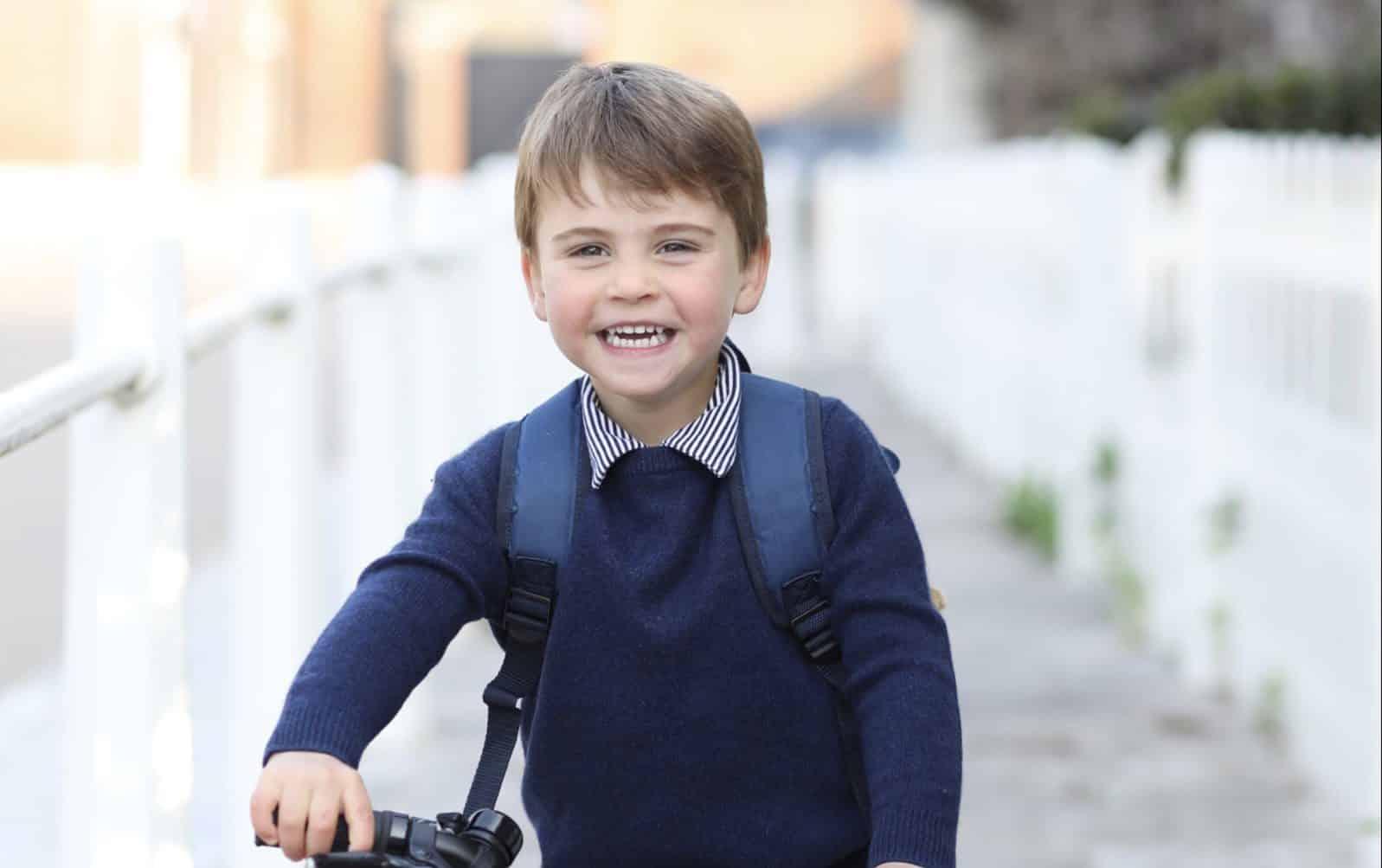 Prinz Louis feiert dritten Geburtstag