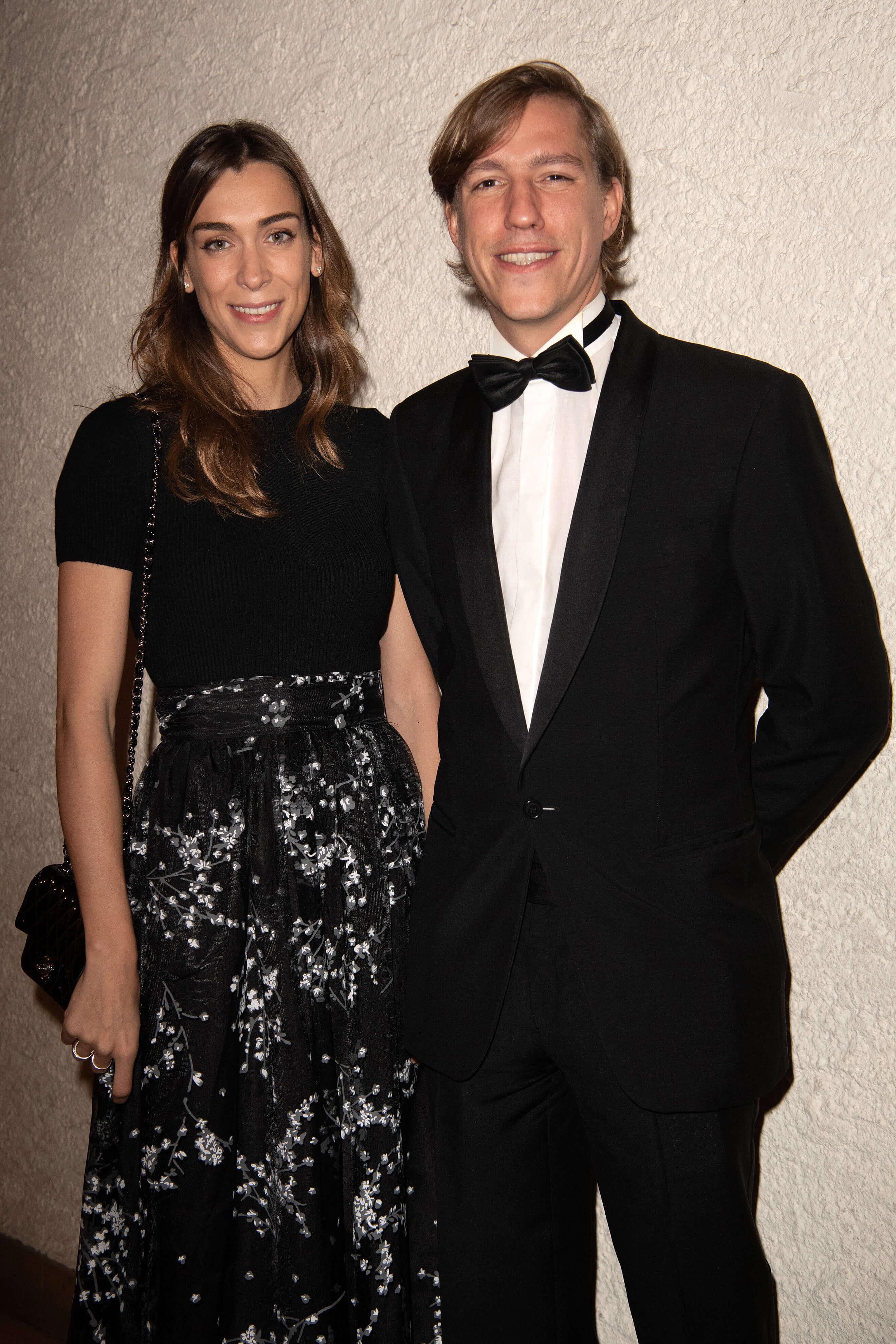 Prinz Louis und Scarlett-Lauren