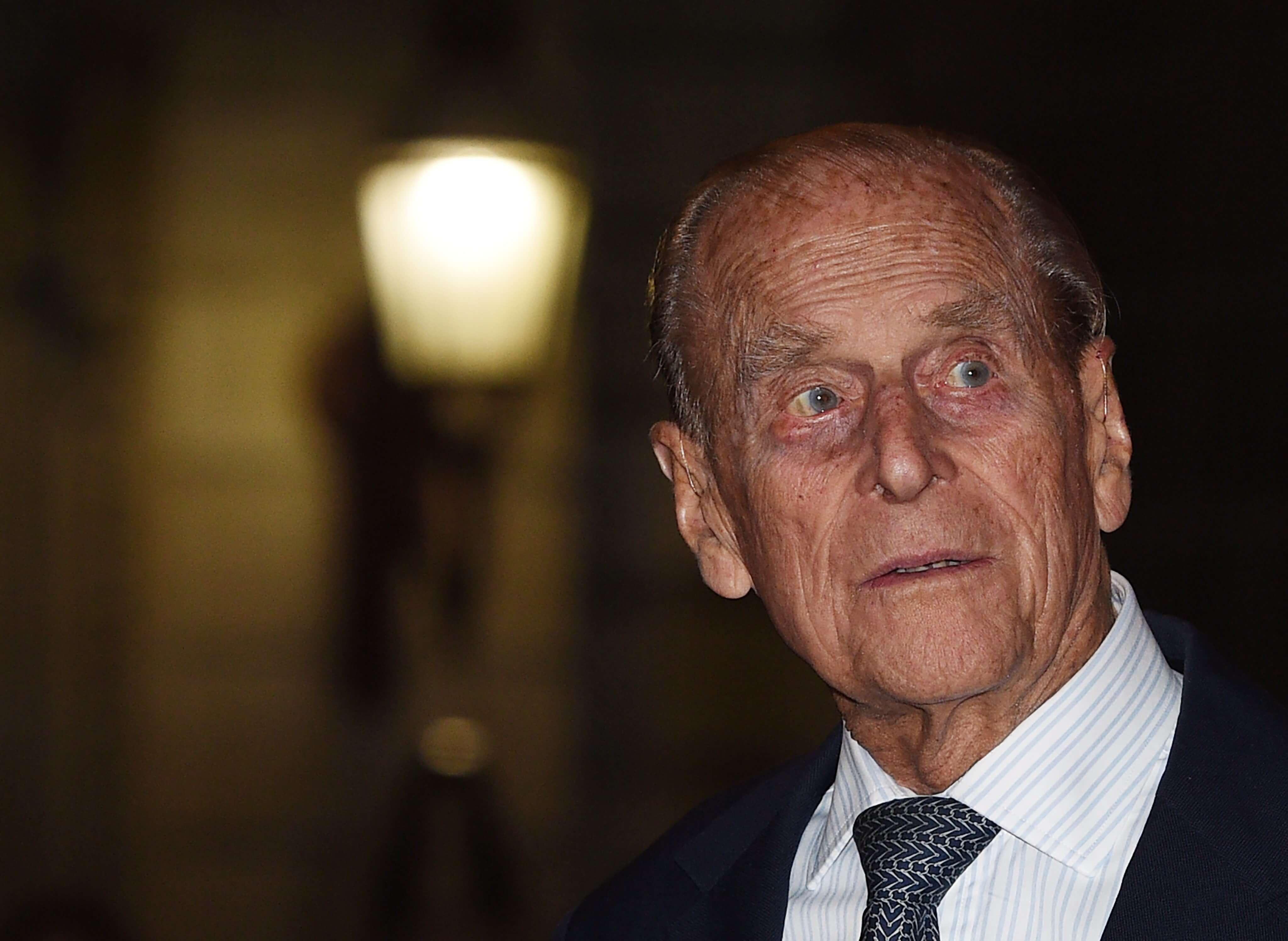 Prinz Philip: 100.000 Beschwerden von Zuschauern