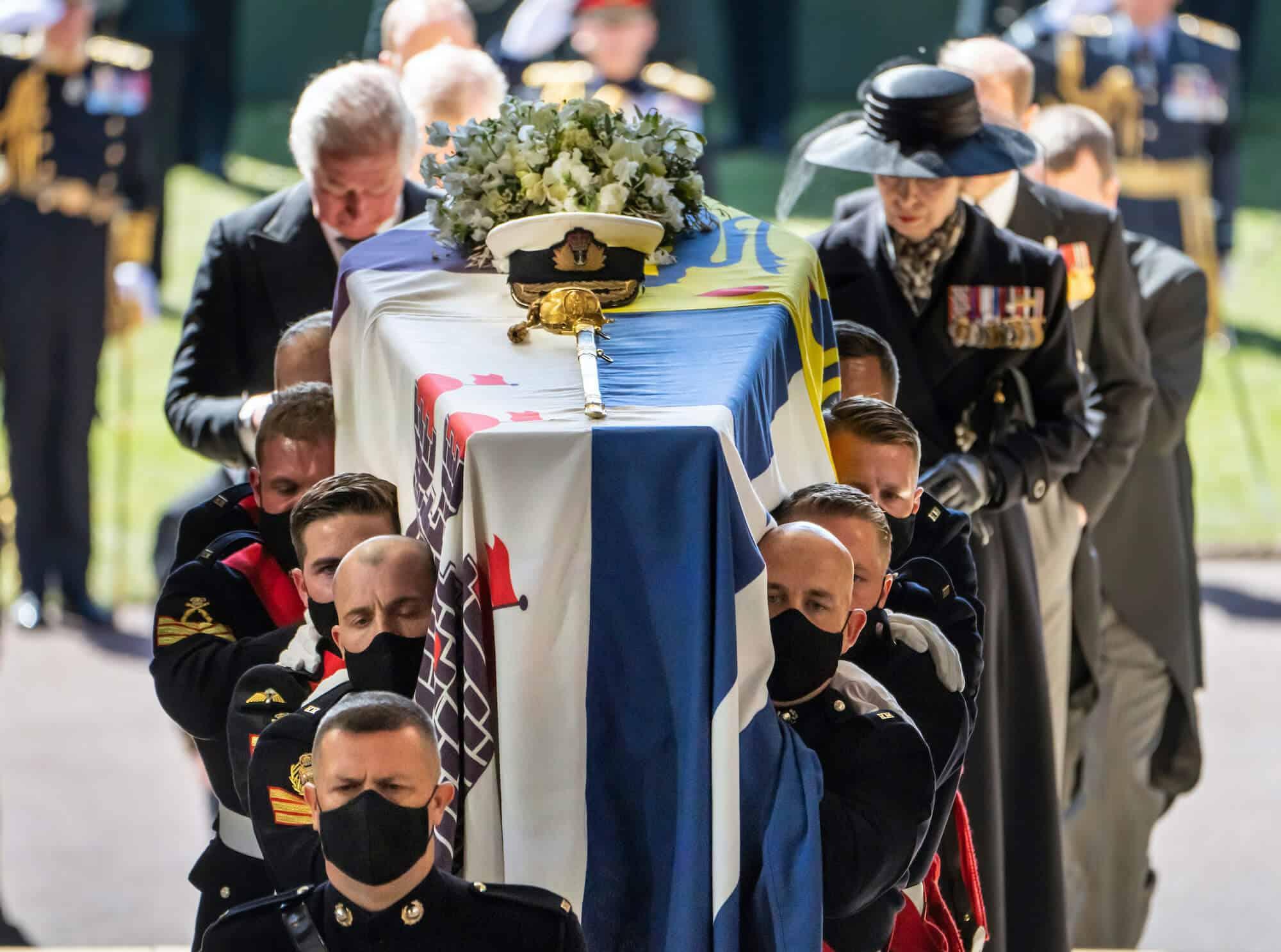 Prinz Philips Trauerfeier: 5 besondere Details