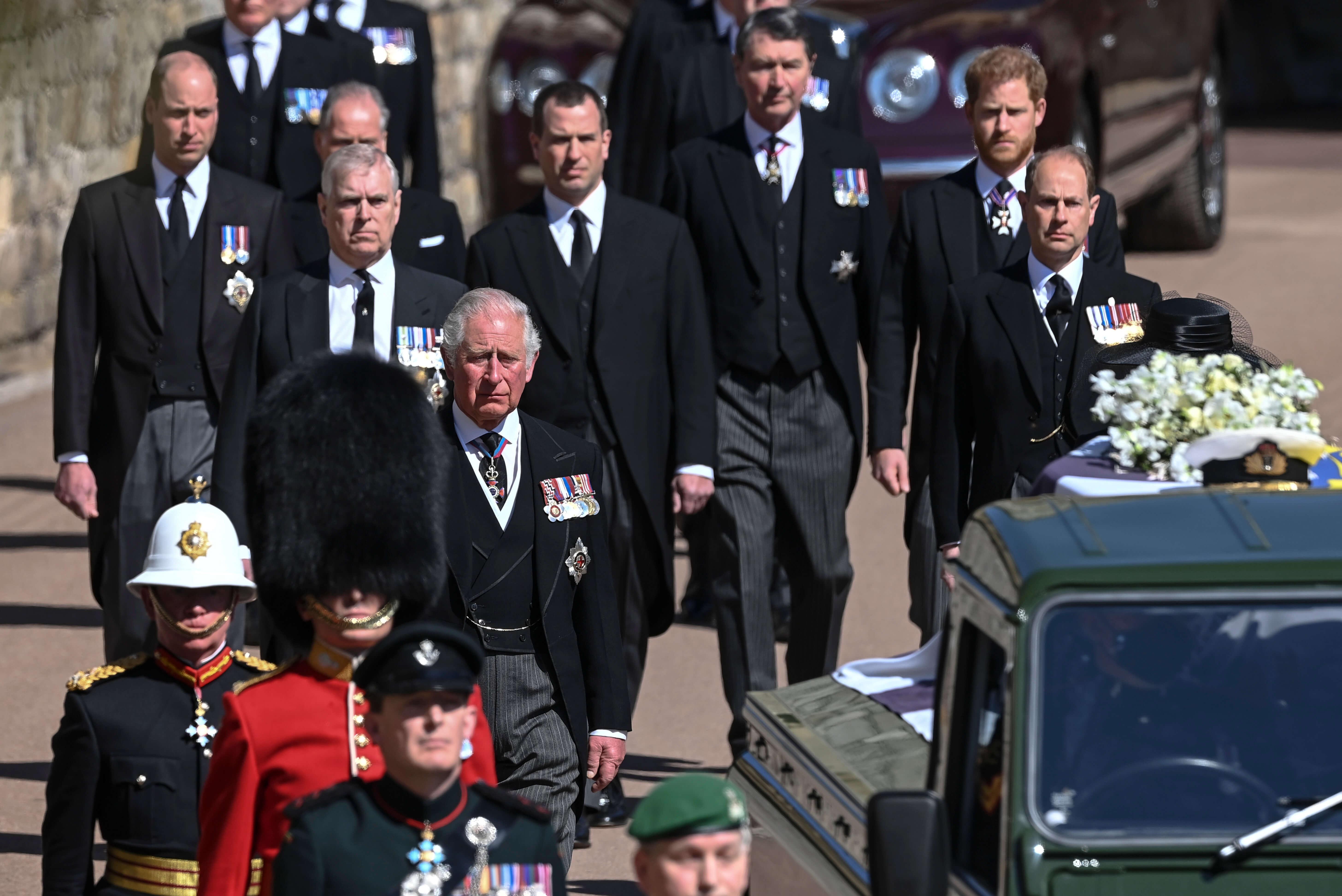 Tod von Prinz Philip