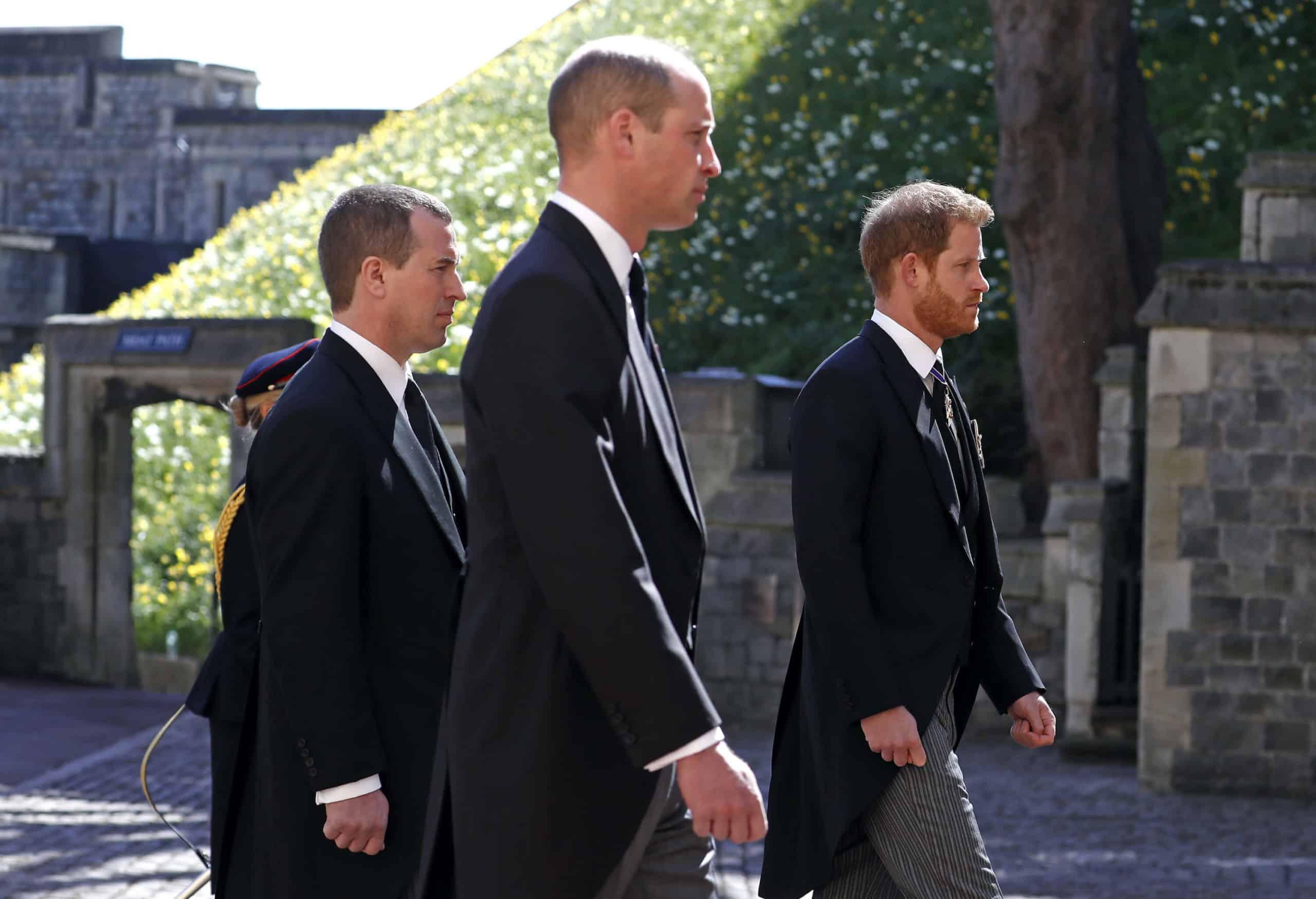 Prinz William und Prinz Harry nähern sich wieder an