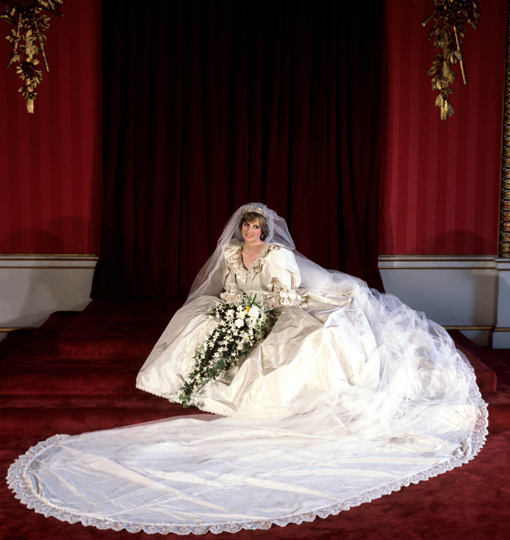 Brautkleid Prinzessin Diana