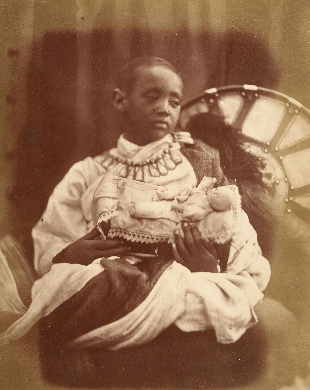 Prinz Alemayehu von Äthiopien