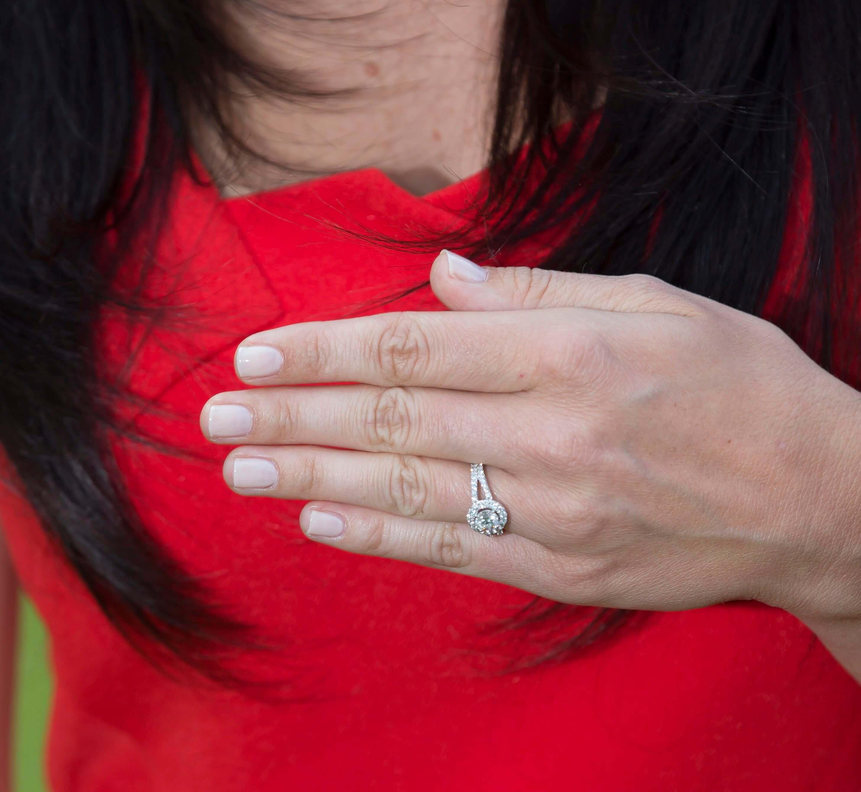 Verlobungsring Prinzessin Sofia