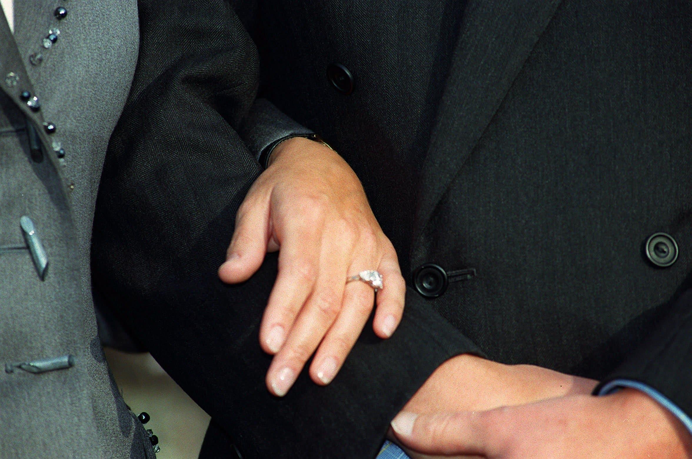 Sophie von Wessex Verlobungsring