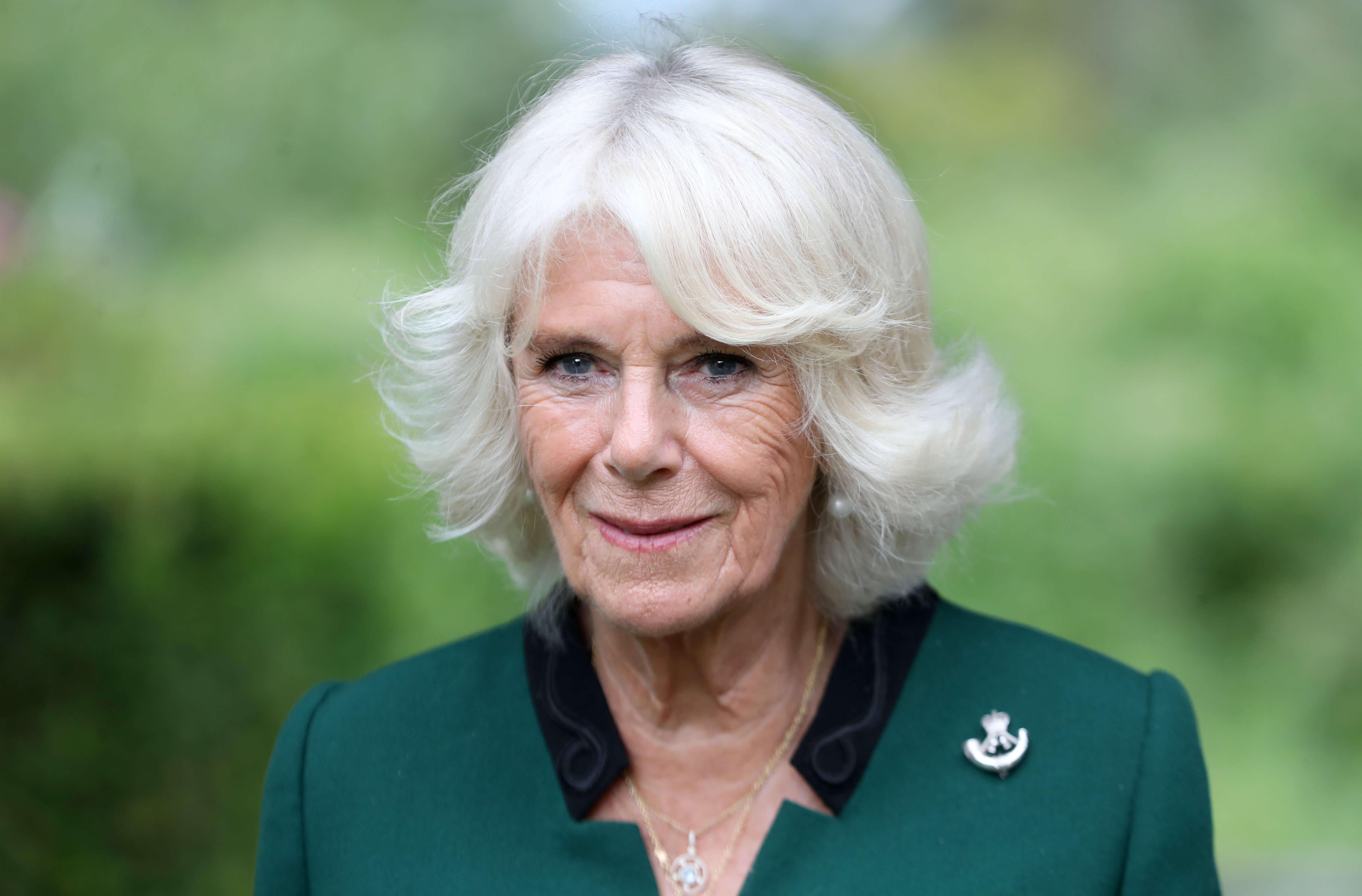 Herzogin Camilla gesteht: Sie hielt sich nicht an die Corona-Regeln