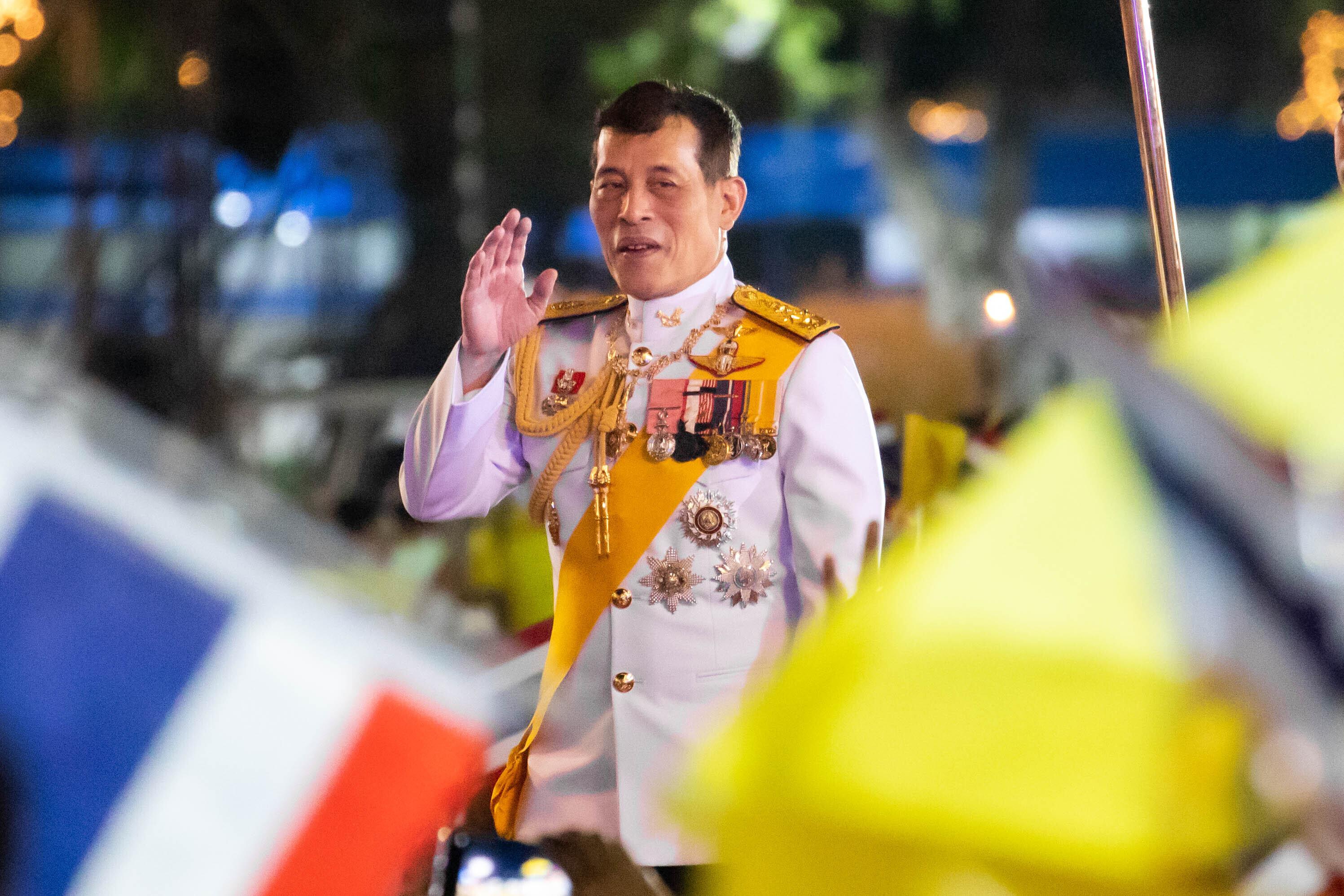 König Rama von Thailand