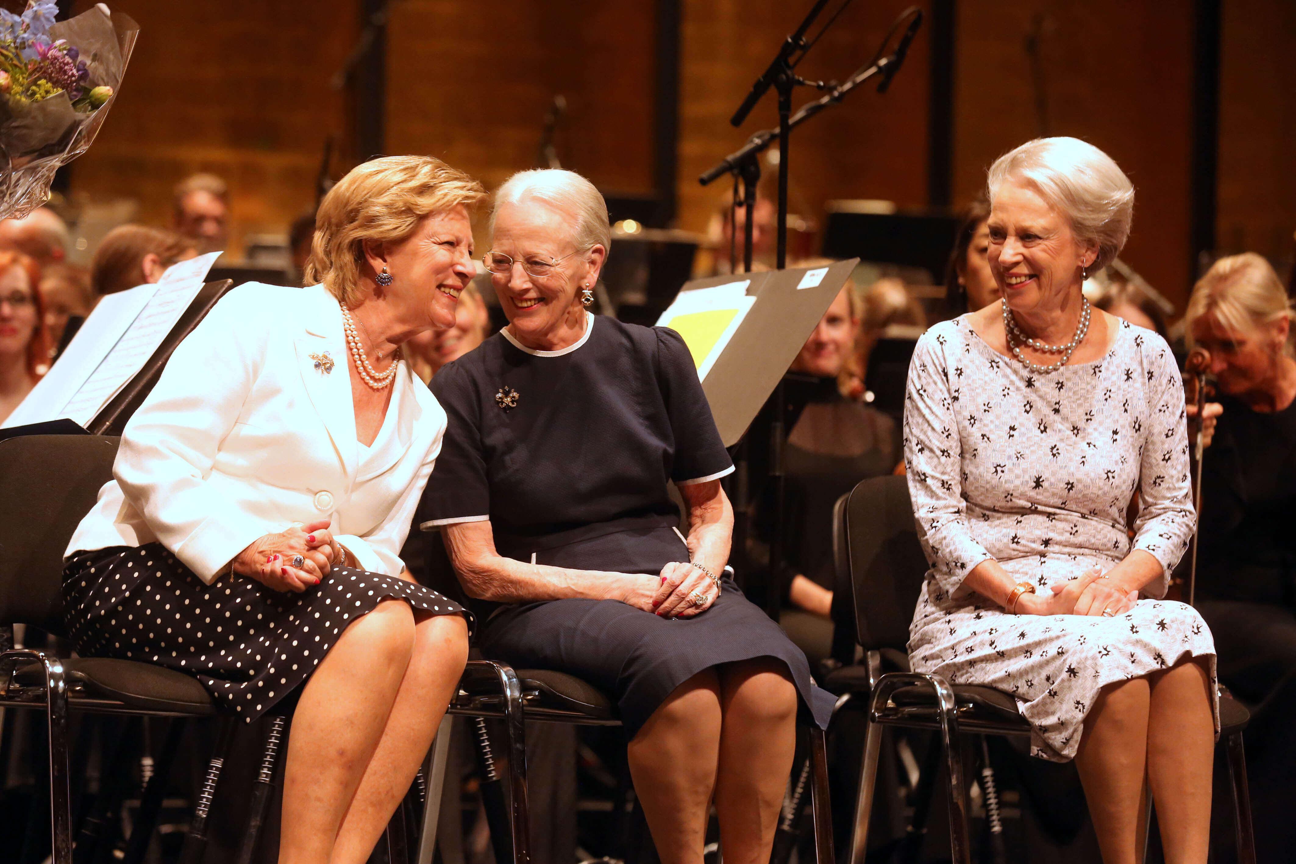 Königin Margrethe: Das sind ihre Schwestern Anne-Marie und Benedikte