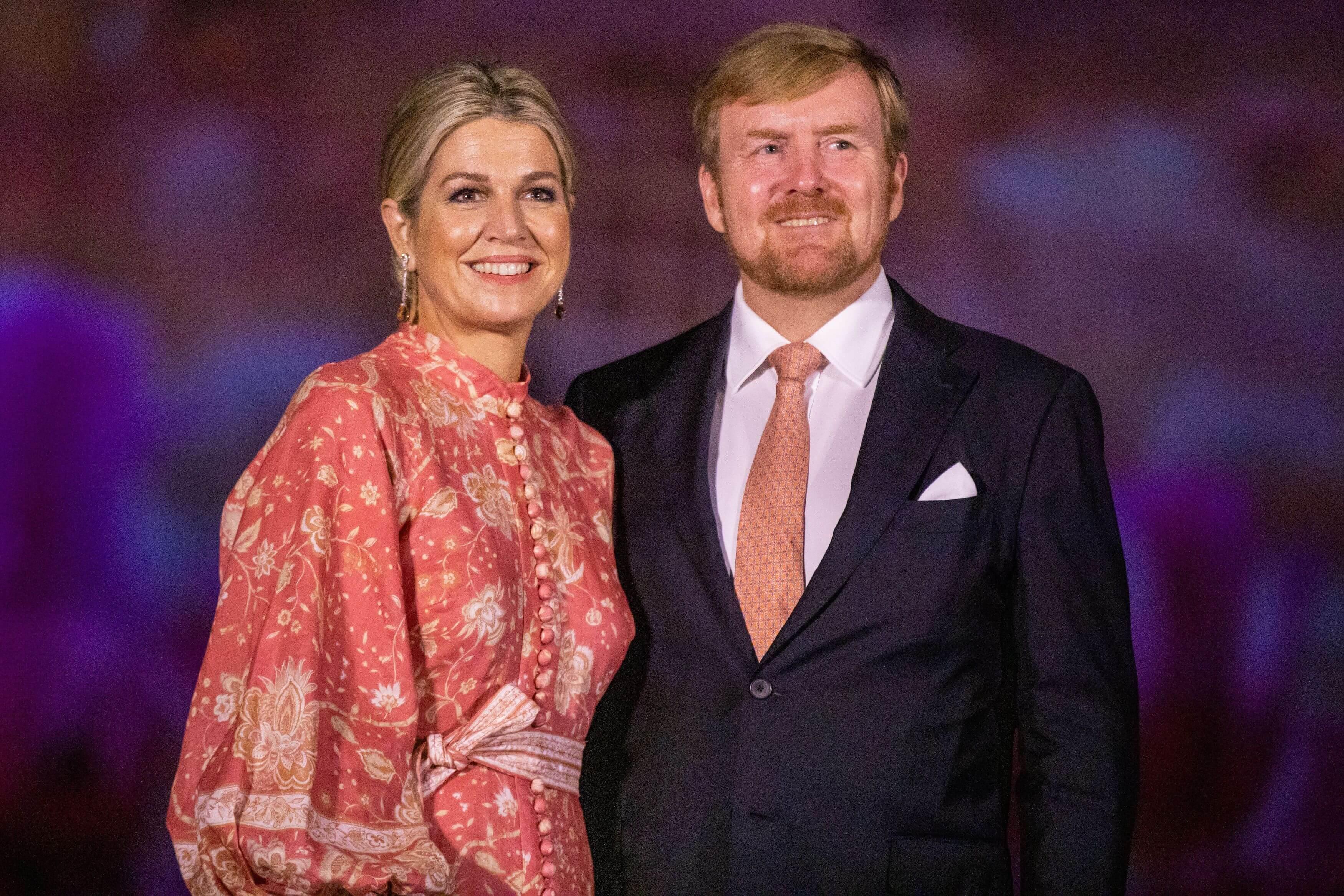 Königin Maxima: Süße Liebeserklärung an König Willem-Alexander