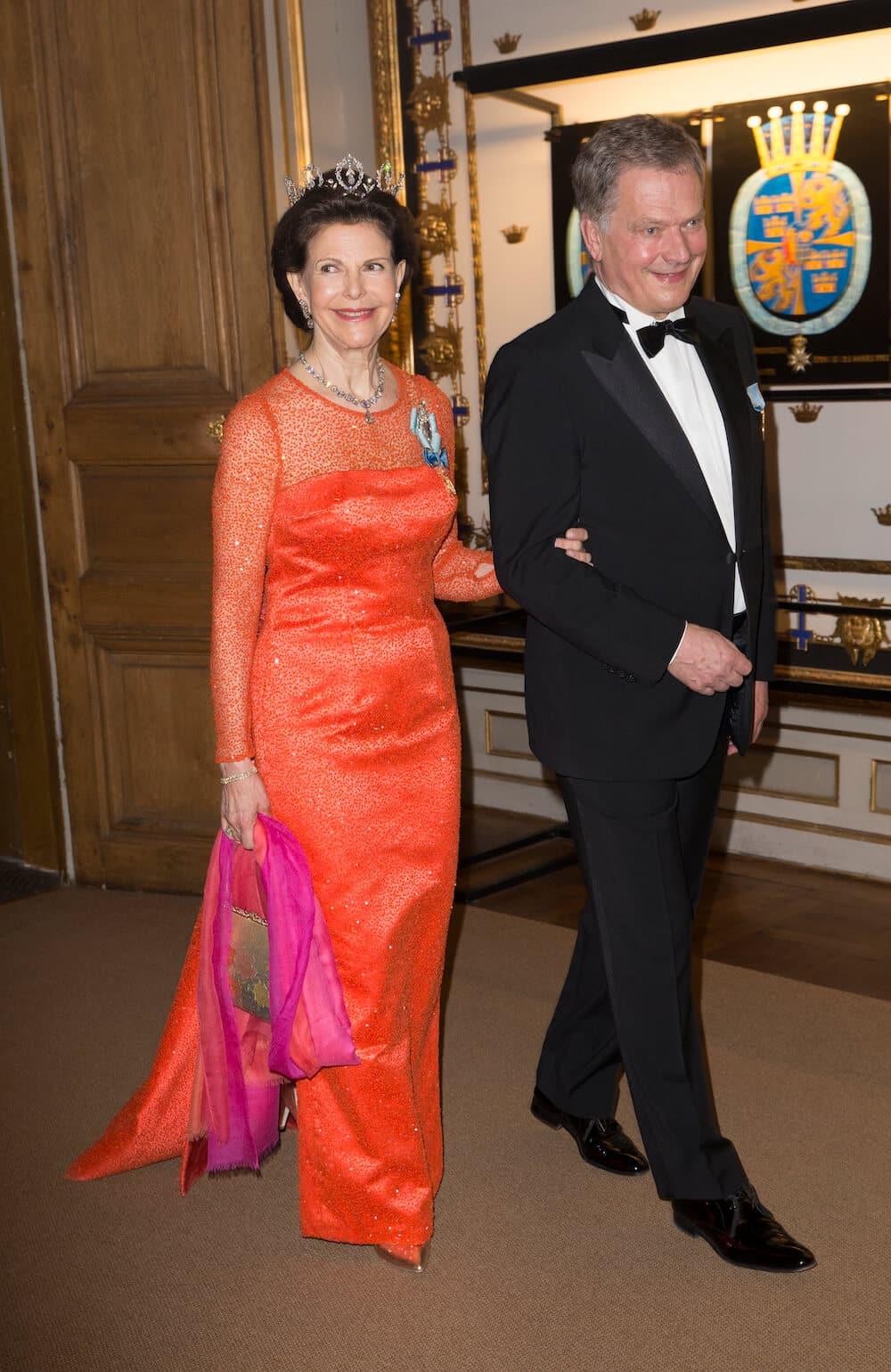 Mode von Königin Silvia