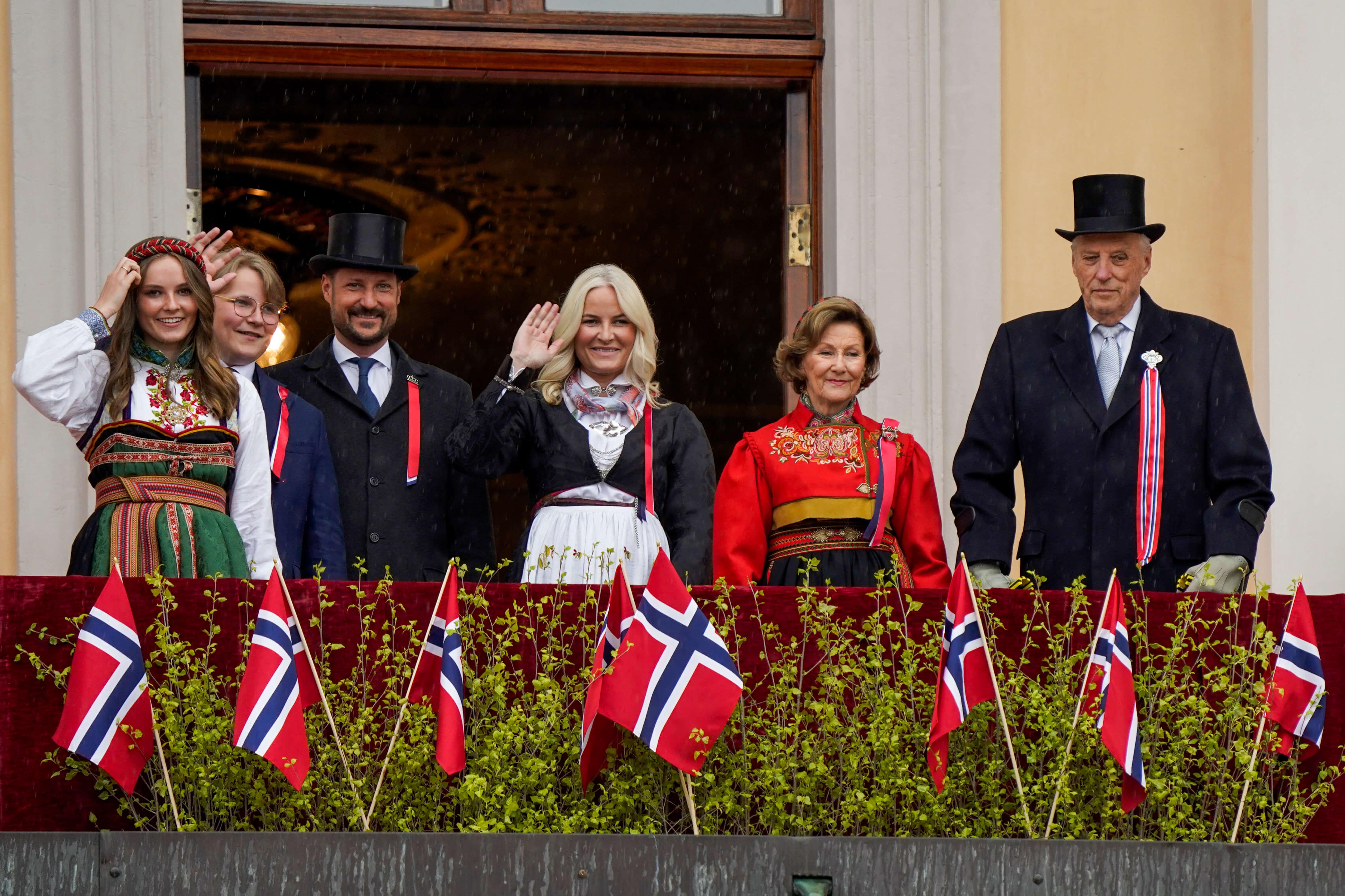 Nationalfeiertag in Norwegen: Alle Augen schauen auf Ingrid Alexandra