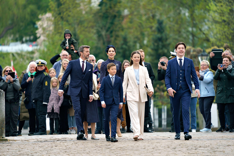 Prinz Christian Konfirmation