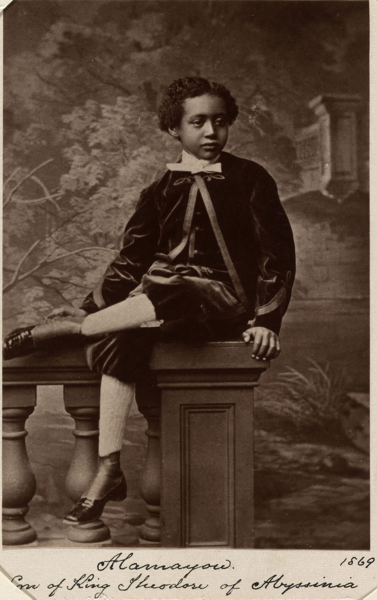Prinz von Äthiopien