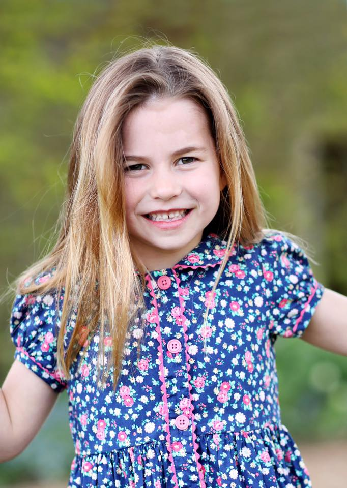 Neues Foto von Prinzessin Charlotte