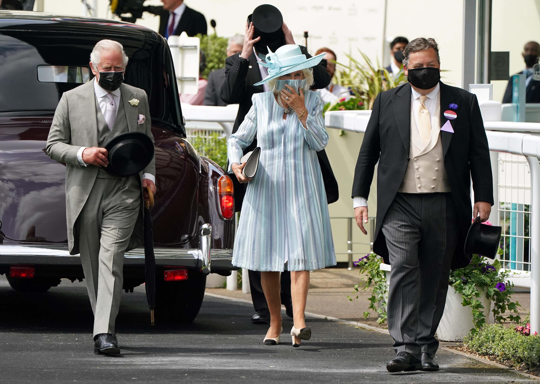 Ascot und die Royals