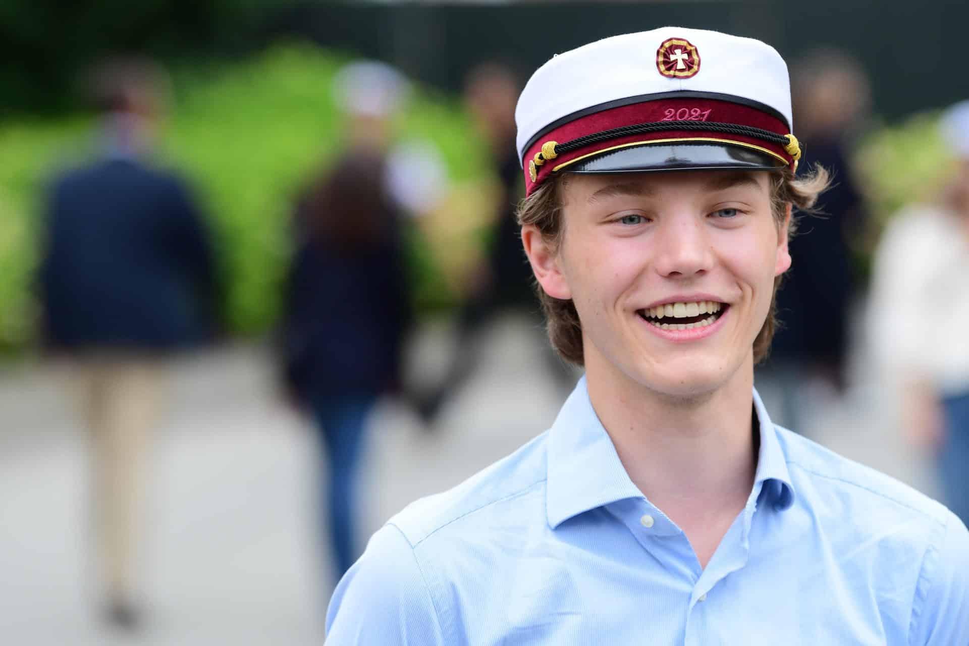Prinz Felix von Dänemark