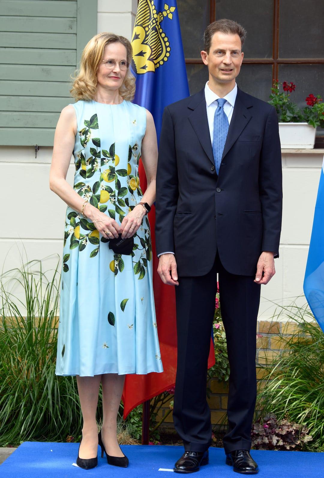 Sophie und Alois von Liechtenstein