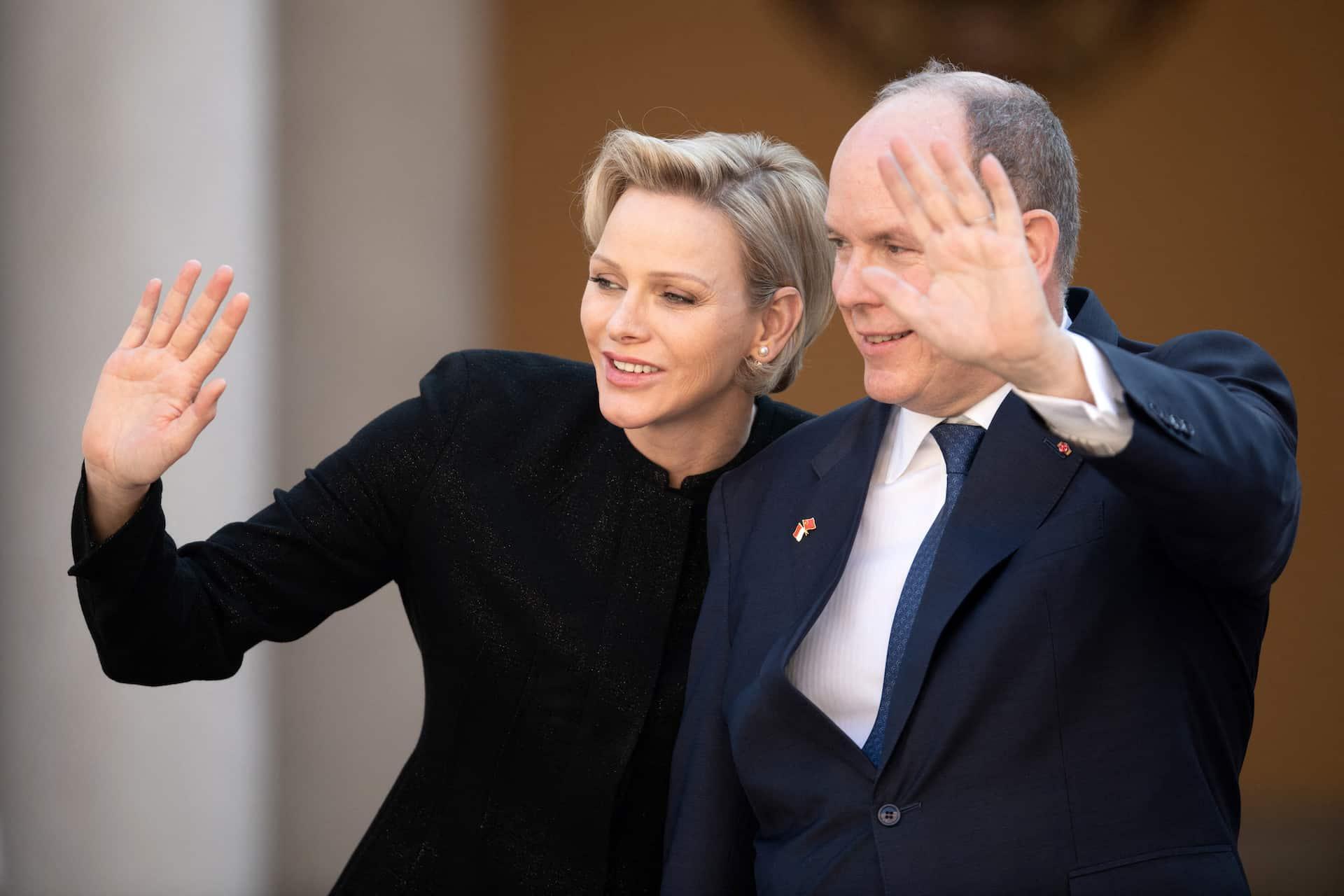 Fürstin Charlène meldet sich mit Liebesbeweis für Fürst Albert zurück