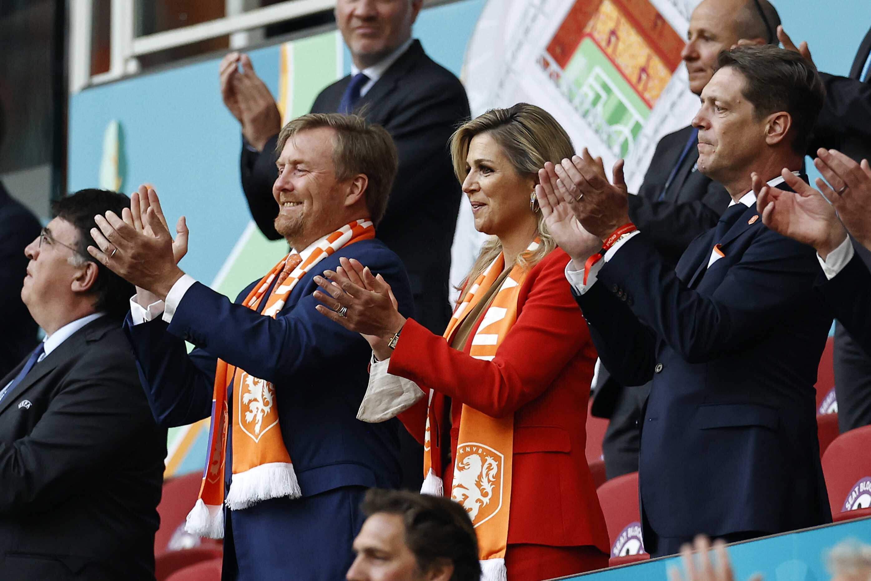 Royals im Fußballfieber: Europameisterschaft 2021
